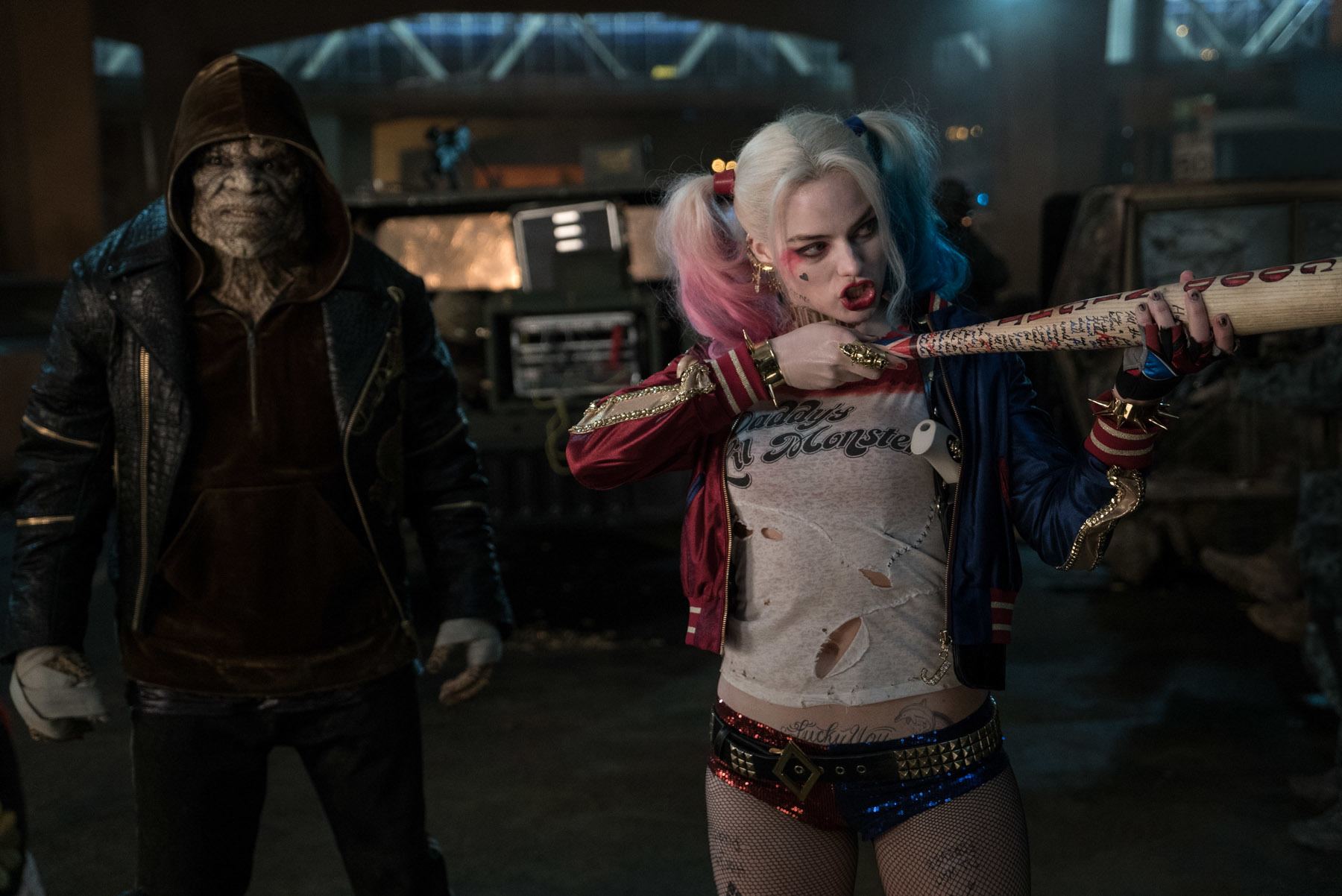 Margot Robbie on her anxieties about portraying Harley: