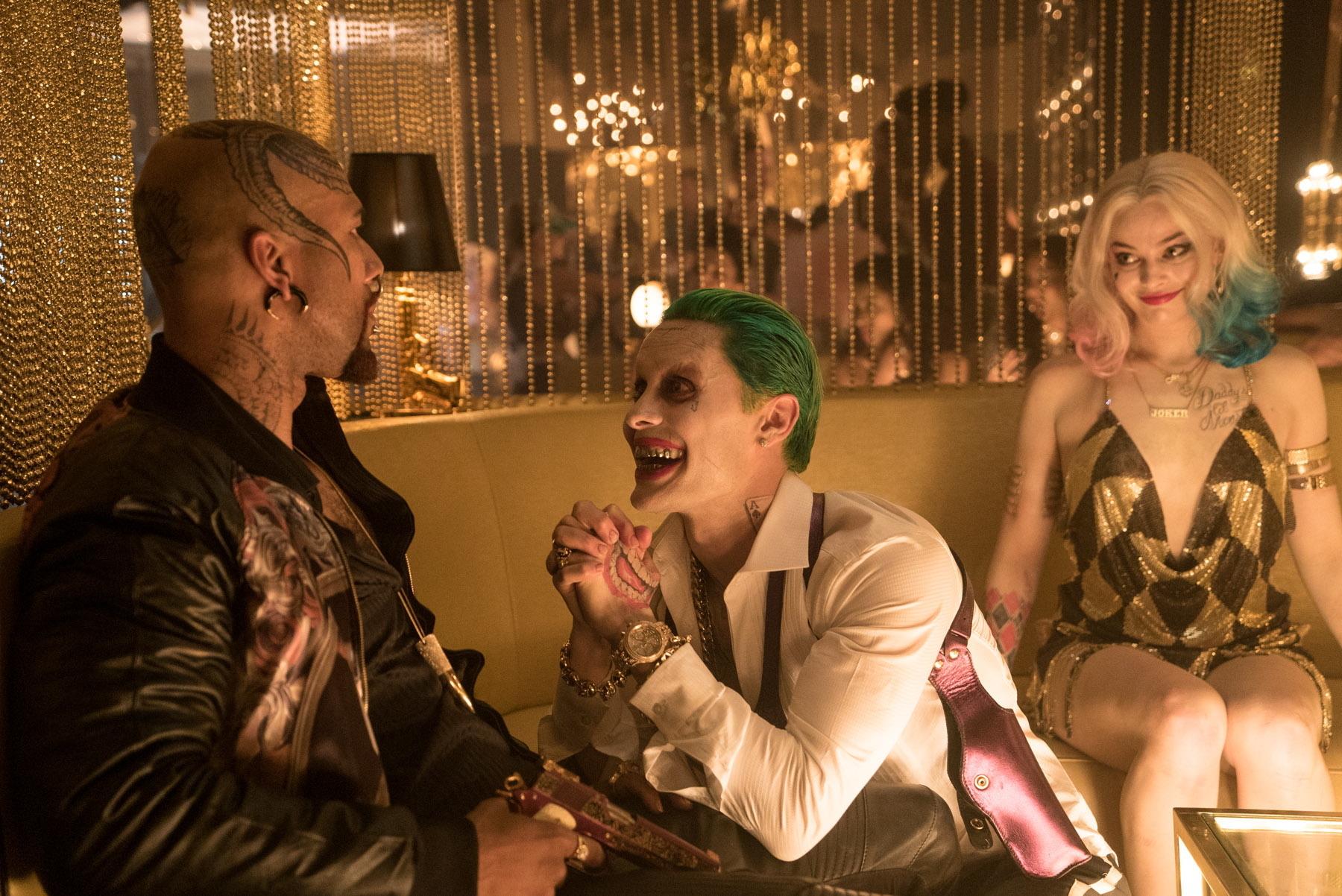 Margot Robbie on her scenes with The Joker:
