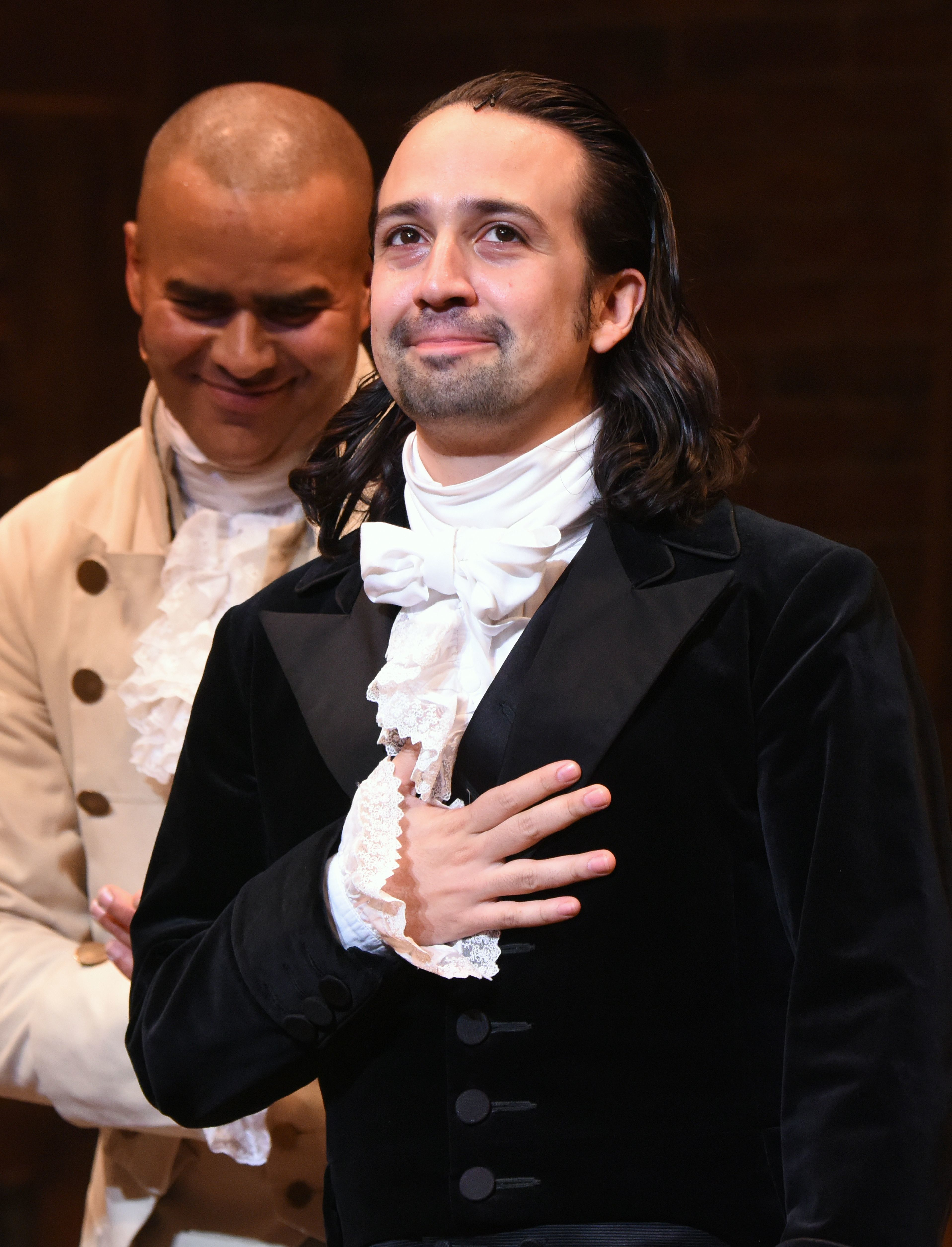 How much did fans pay for Lin Manuel's final 'Hamilton' performance?
