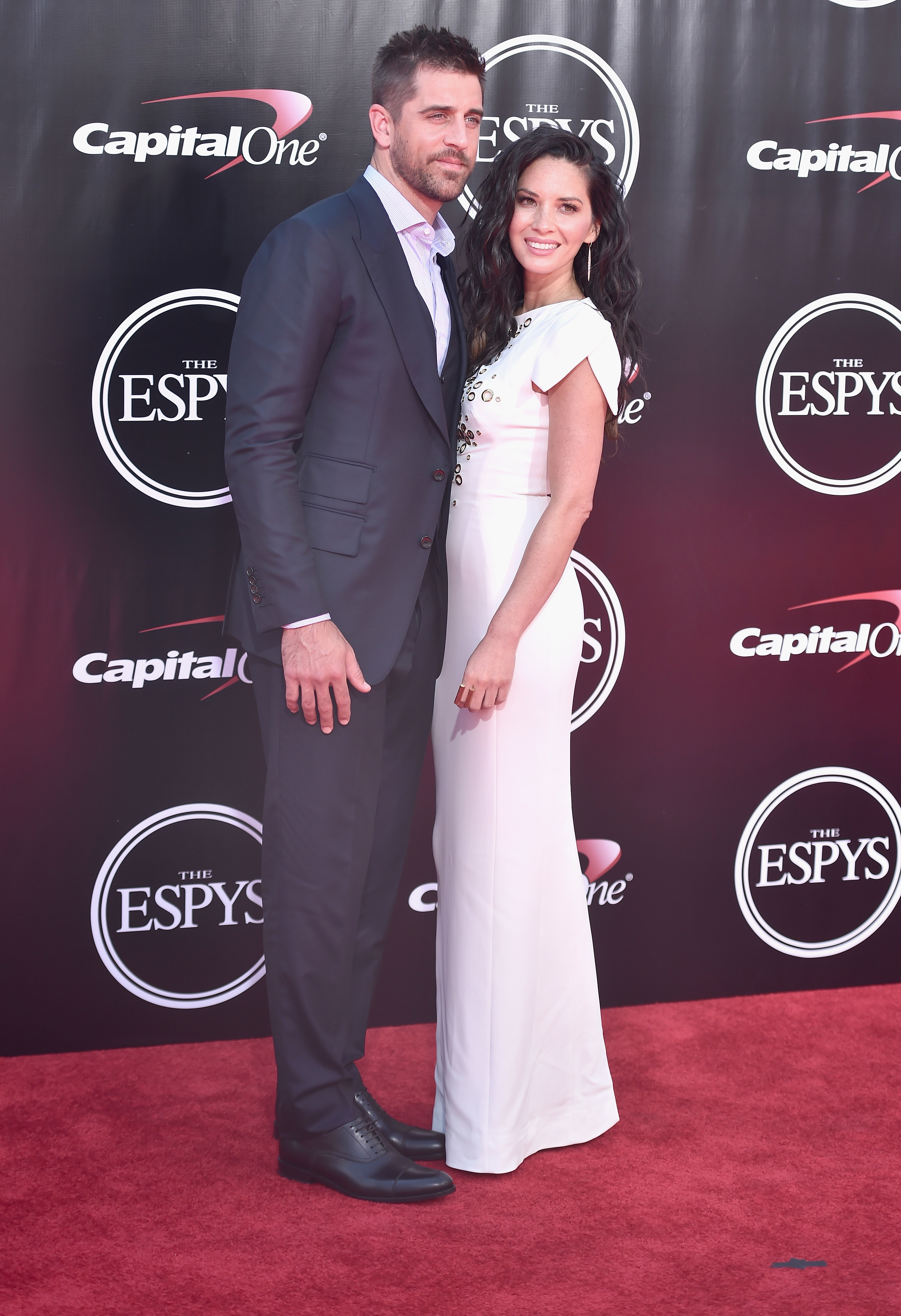 Olivia Munn and Aaron Rodgers are making their own holiday traditions