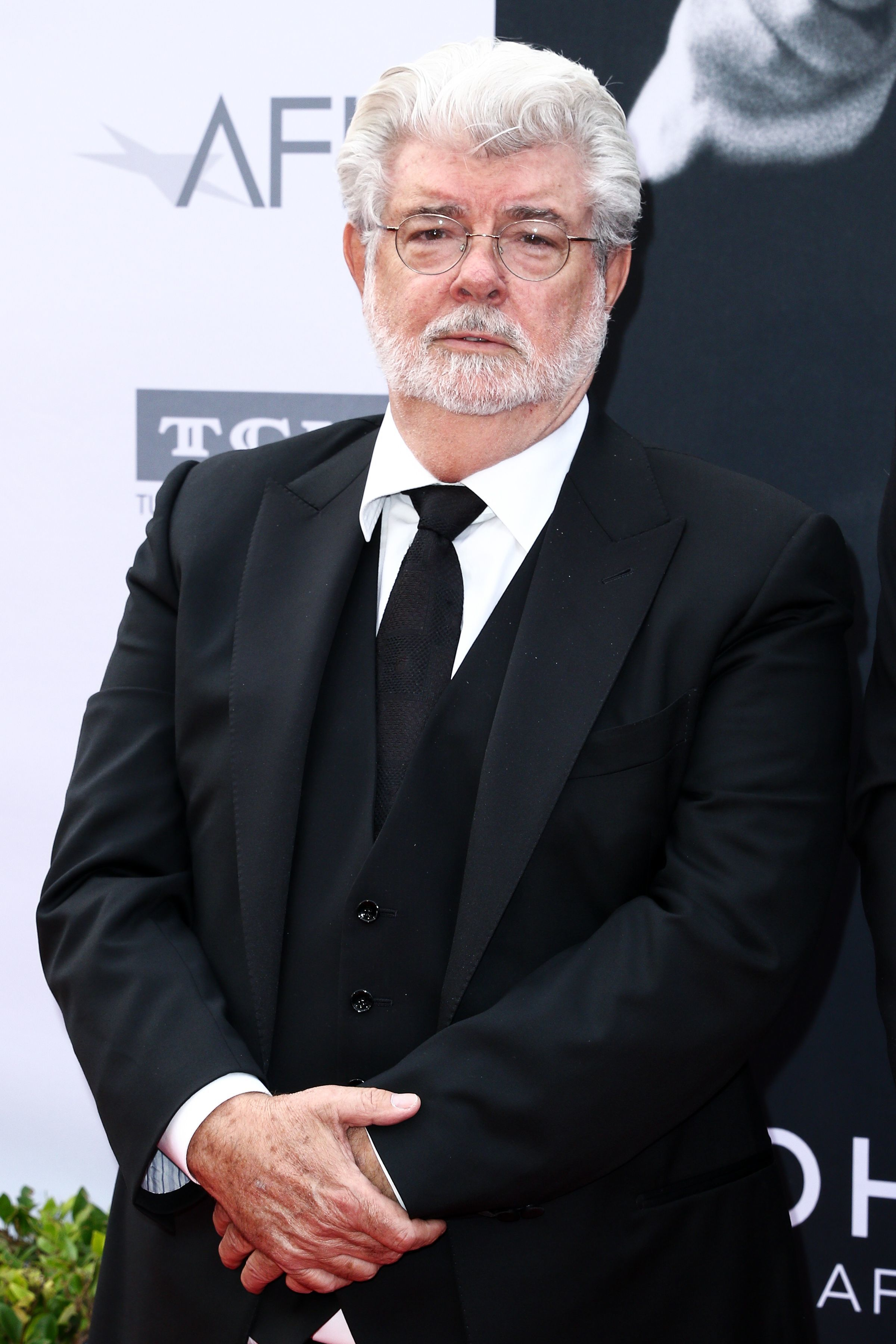George Lucas Celeb Dads Who Had Kids After 60 Gallery