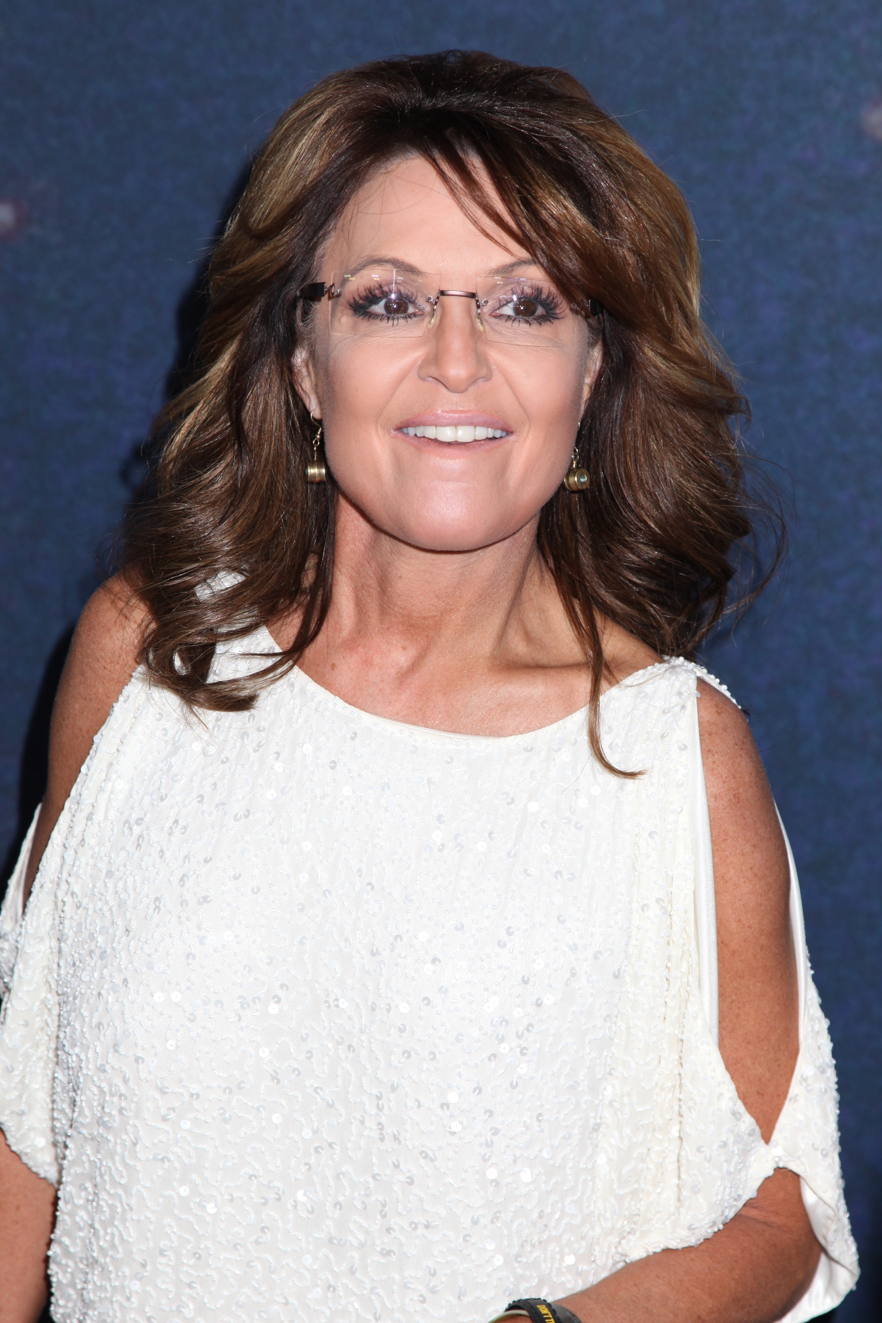 Sarah Palin attends the SNL 40th Anniversary Special in New York on Feb. 15, 2015.