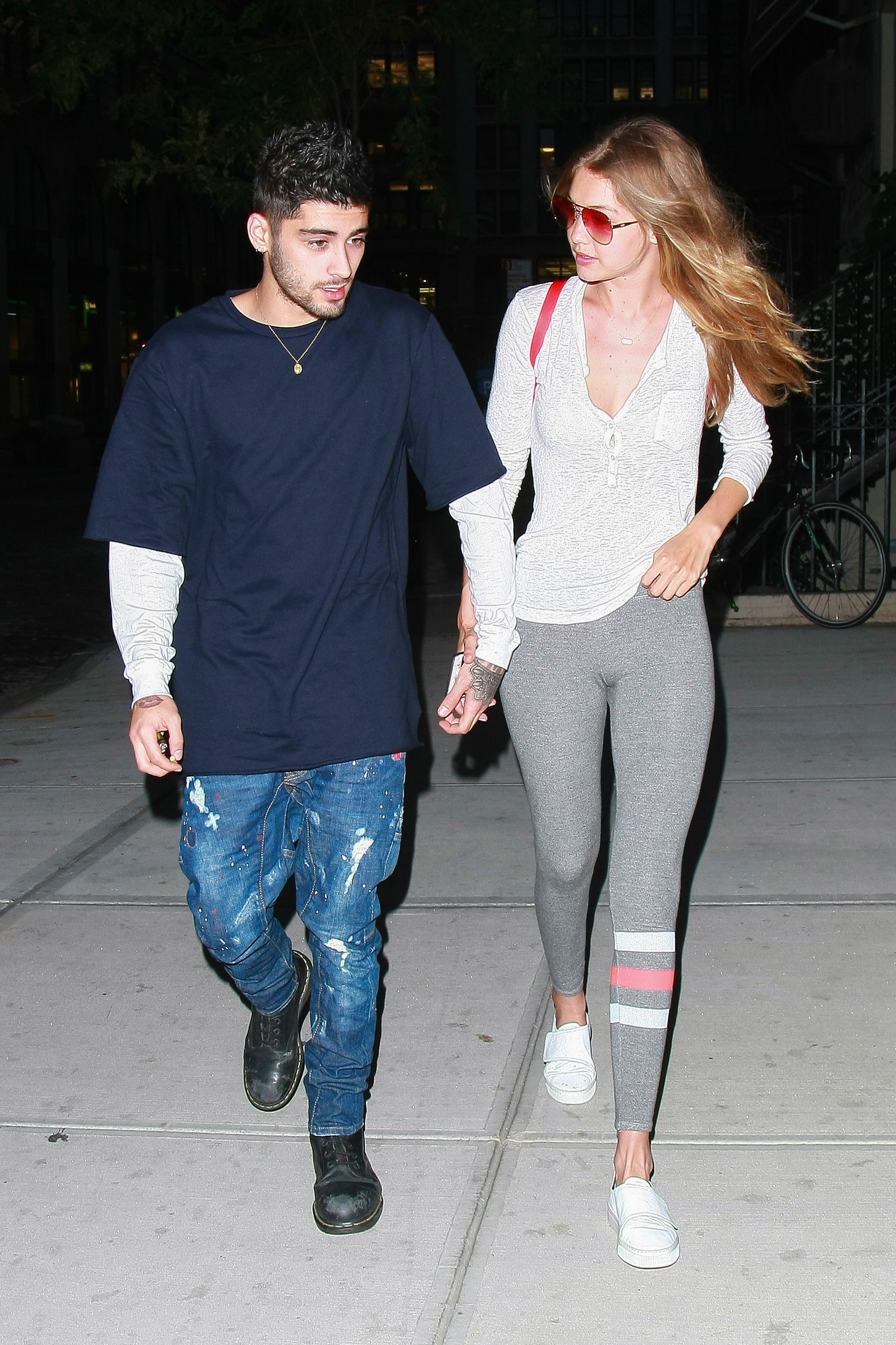 Gigi Hadid, Zayn Malik move in together: report