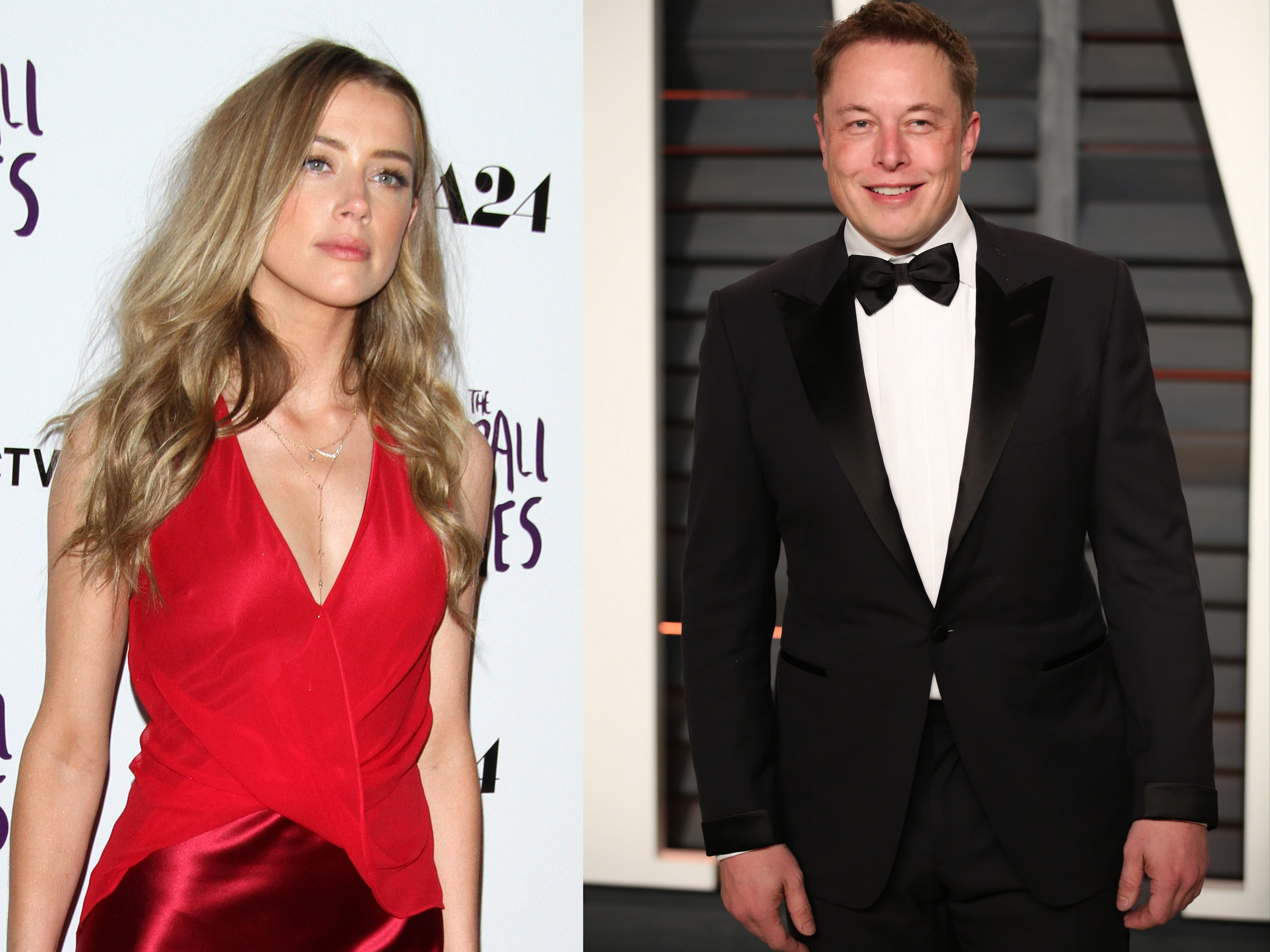 Elon Musk tried to meet Amber Heard for ages