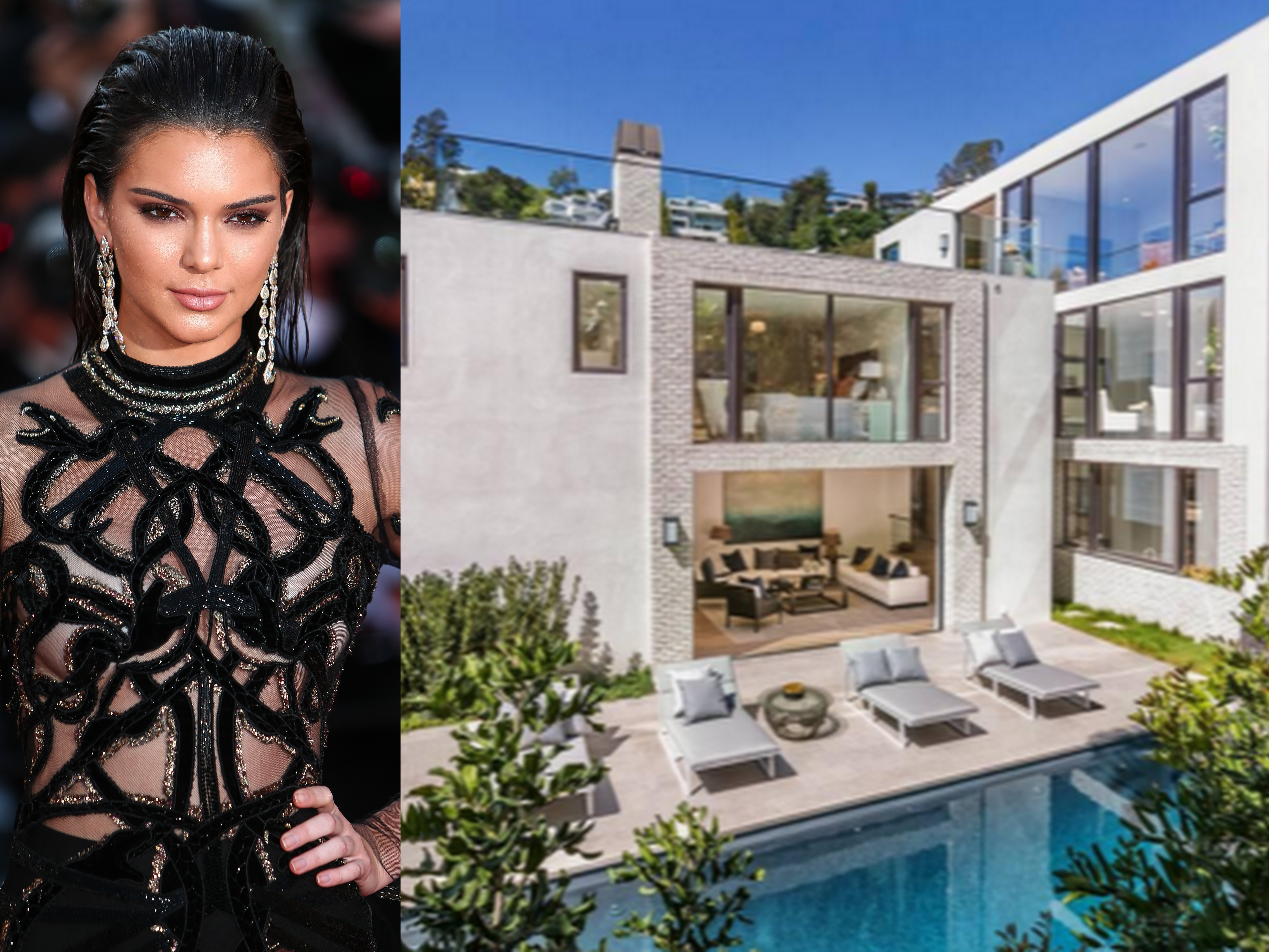 Kendall Jenner opens up about decorating her new home