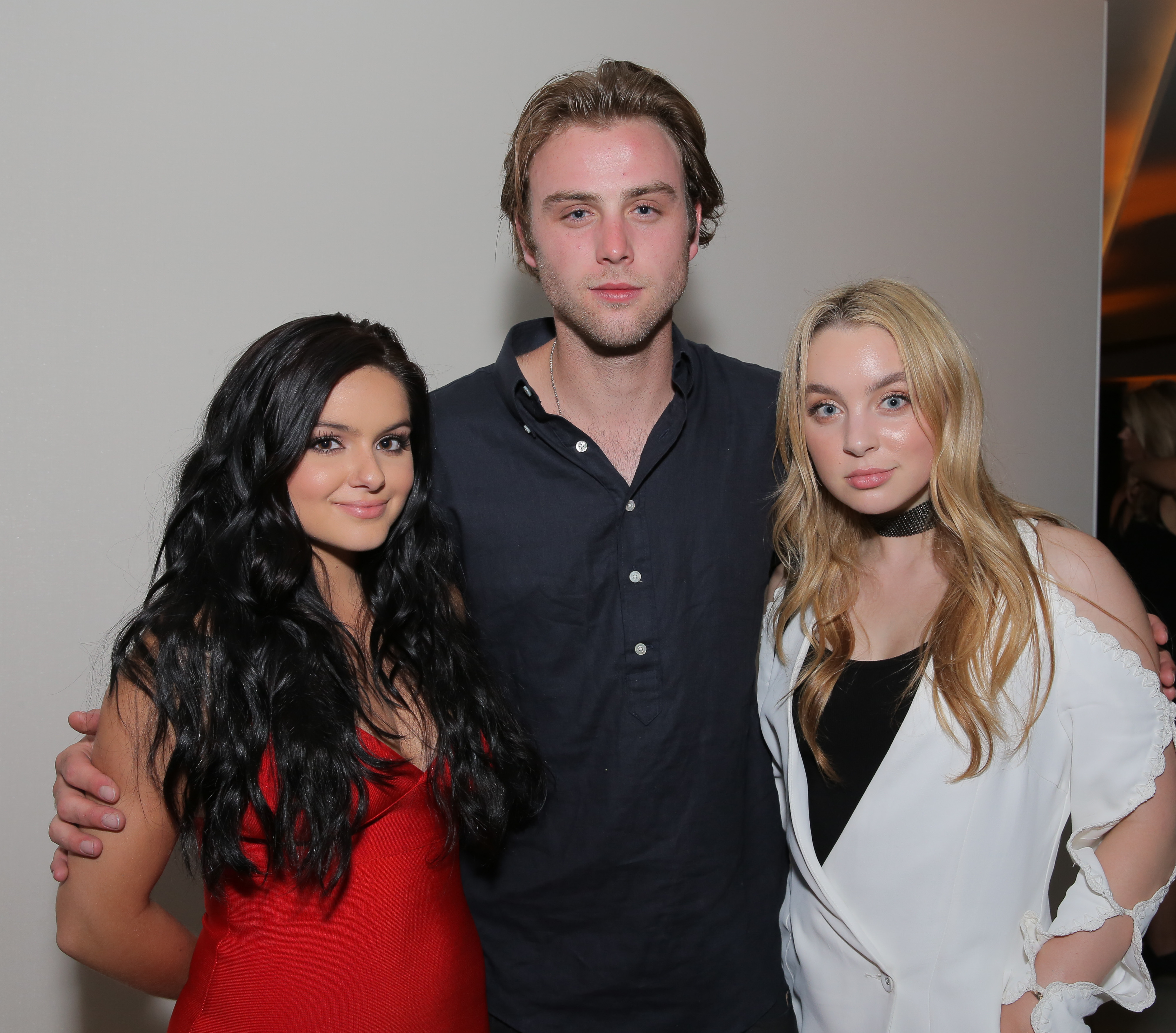 New couple alert? Ariel Winter hits the town with Sterling Beaumon