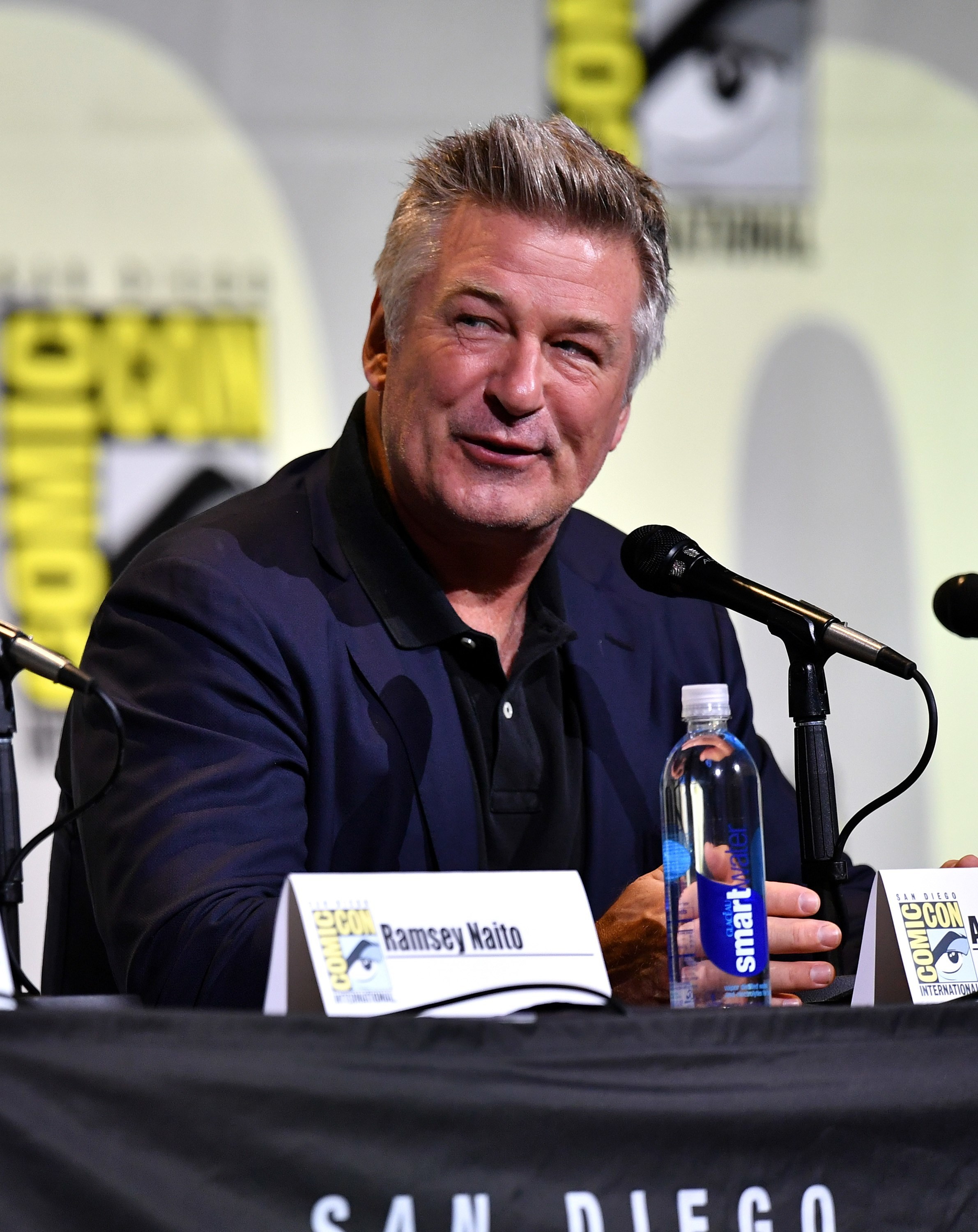 Alec Baldwin is feuding with George Clooney's Casamigos partner
