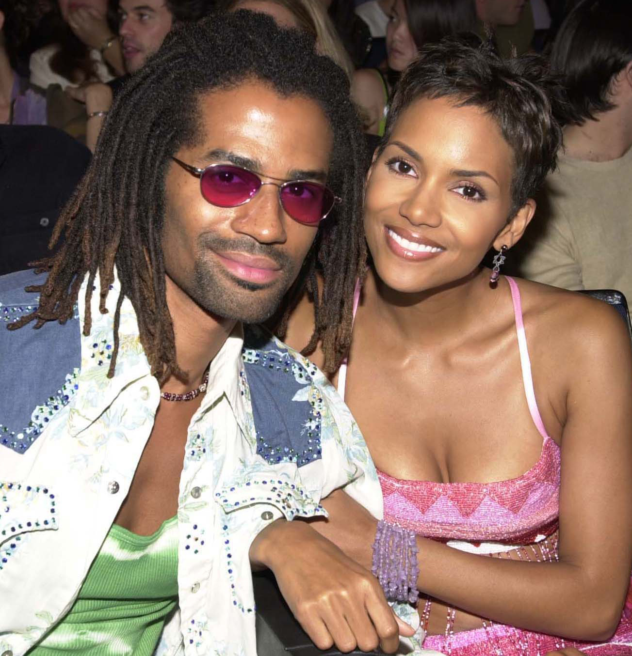 halle berry marries eric benet halle berrys highs and