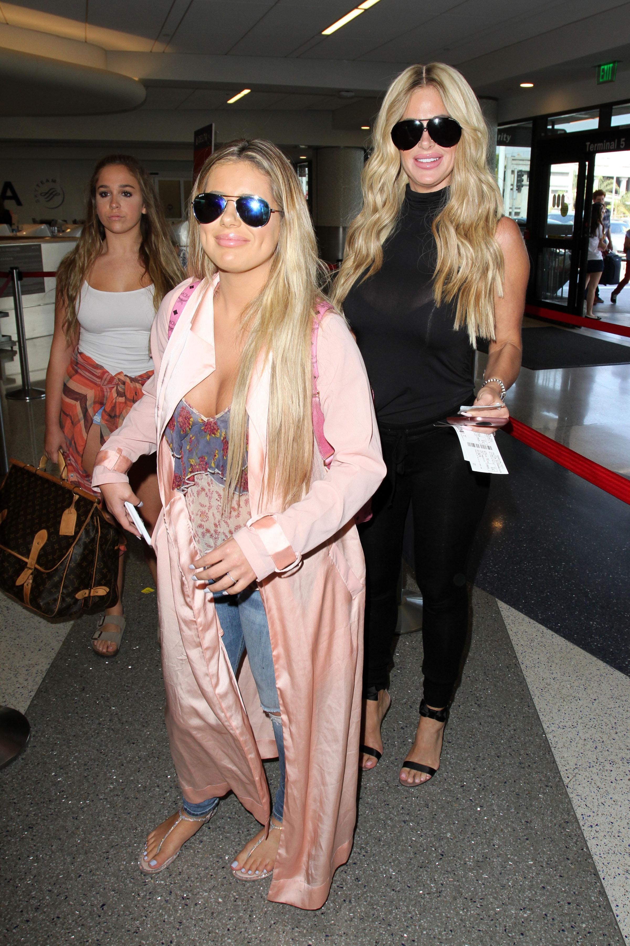 Kim Zolciak dismisses rumors she'll return to 'RHOA'
