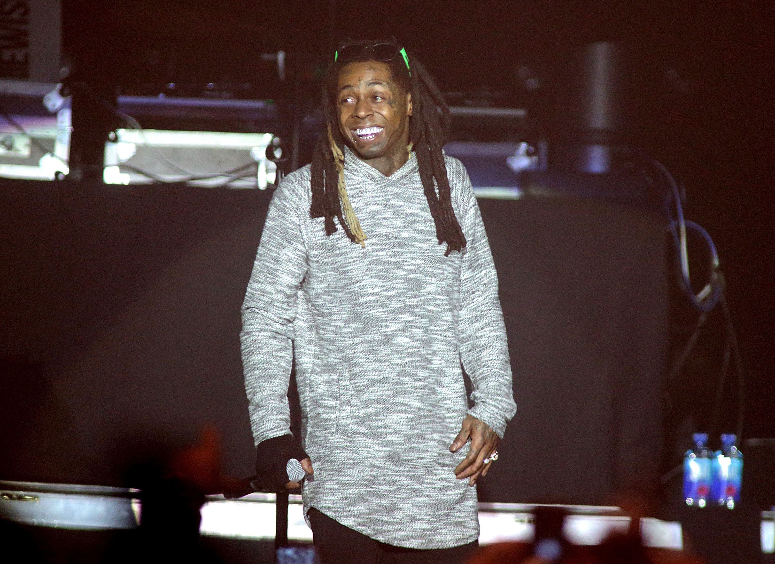 Lil Wayne worked as suicide prevention aide at Rikers