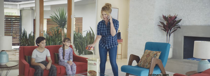 Amy Schumer is an inept aunt in new Old Navy ad