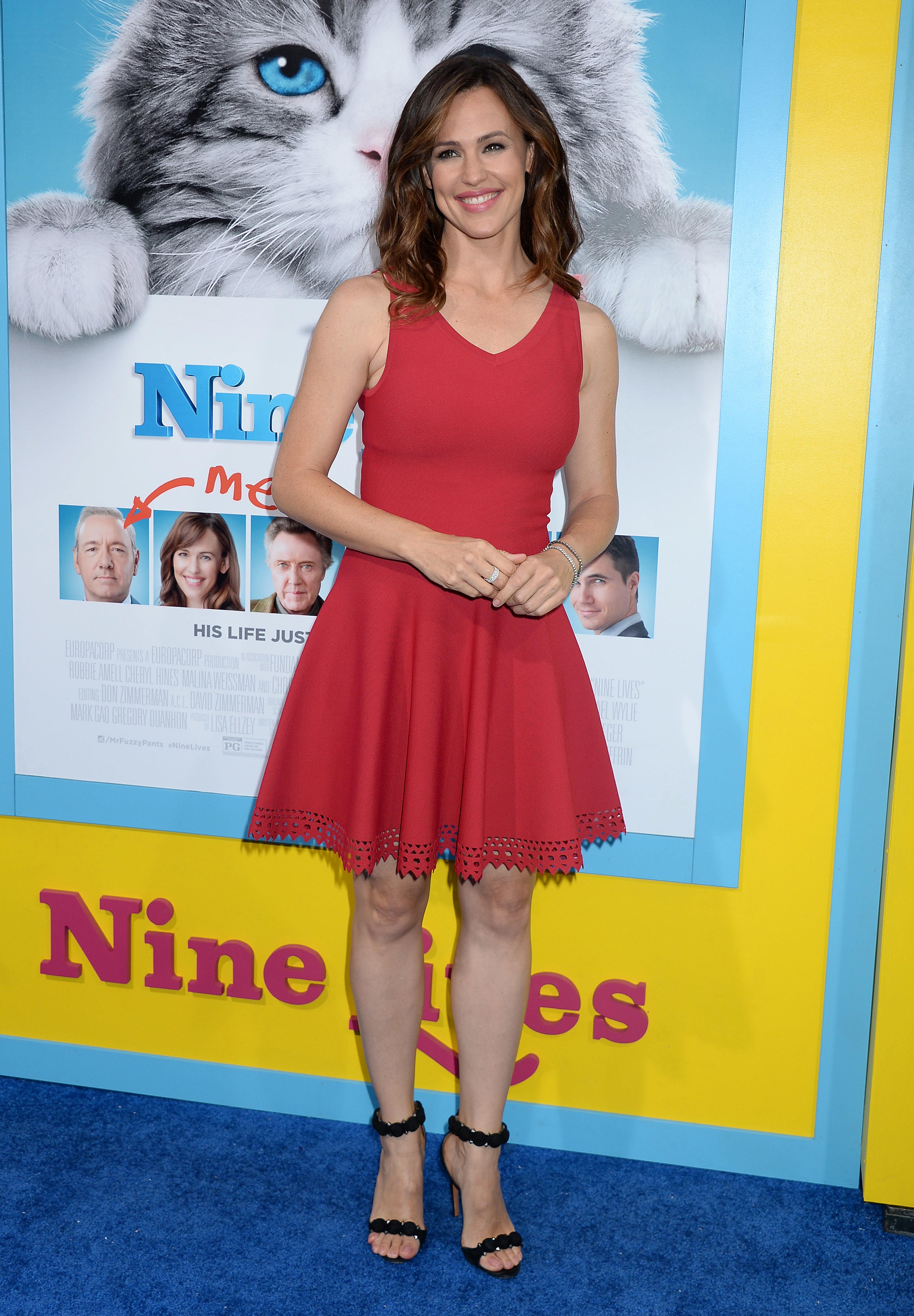 Jennifer Garner: Ben Affleck and I have 'a modern family'