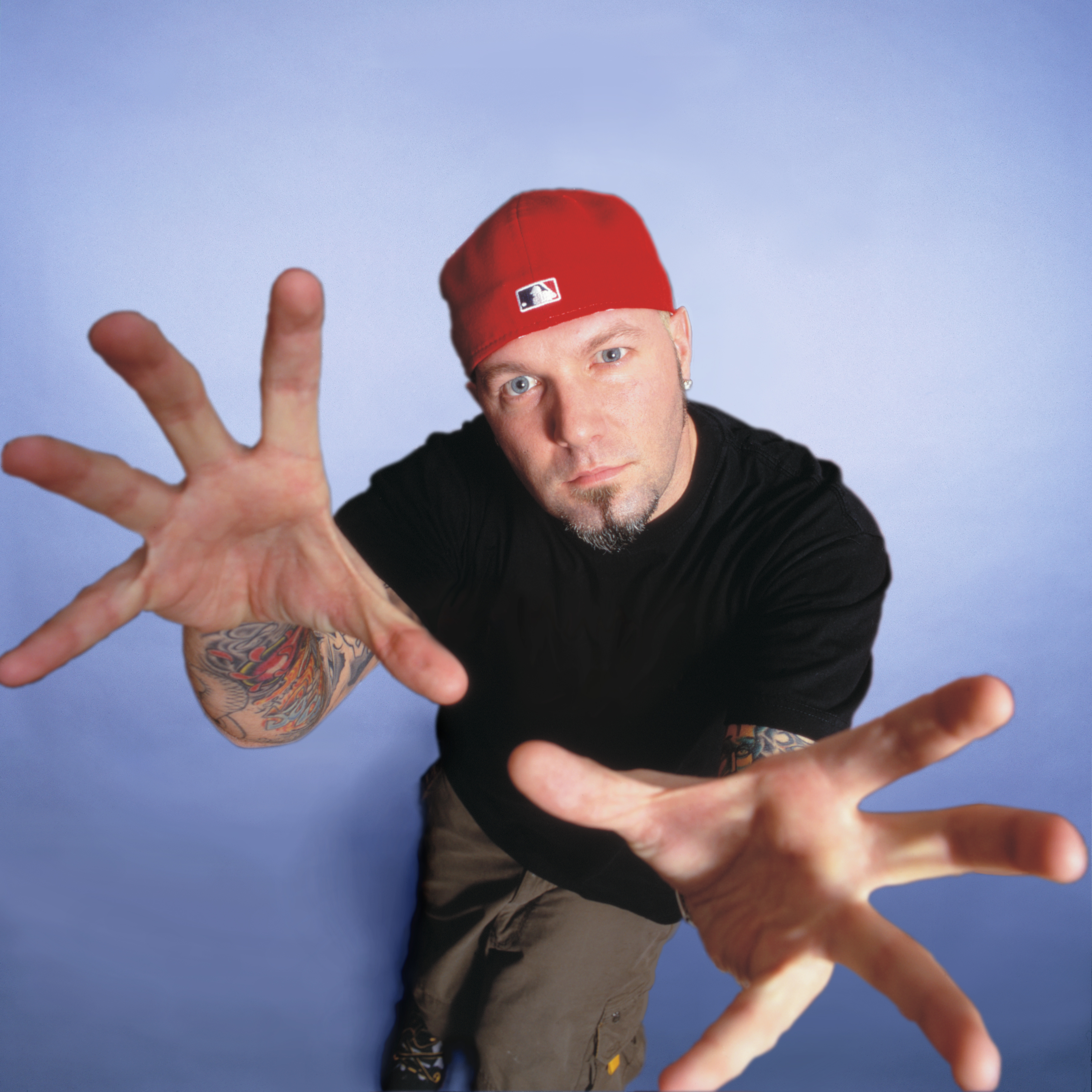 Fred Durst of Limp Bizkit is photographed in Beverly Hills, Calif., in November 1999.