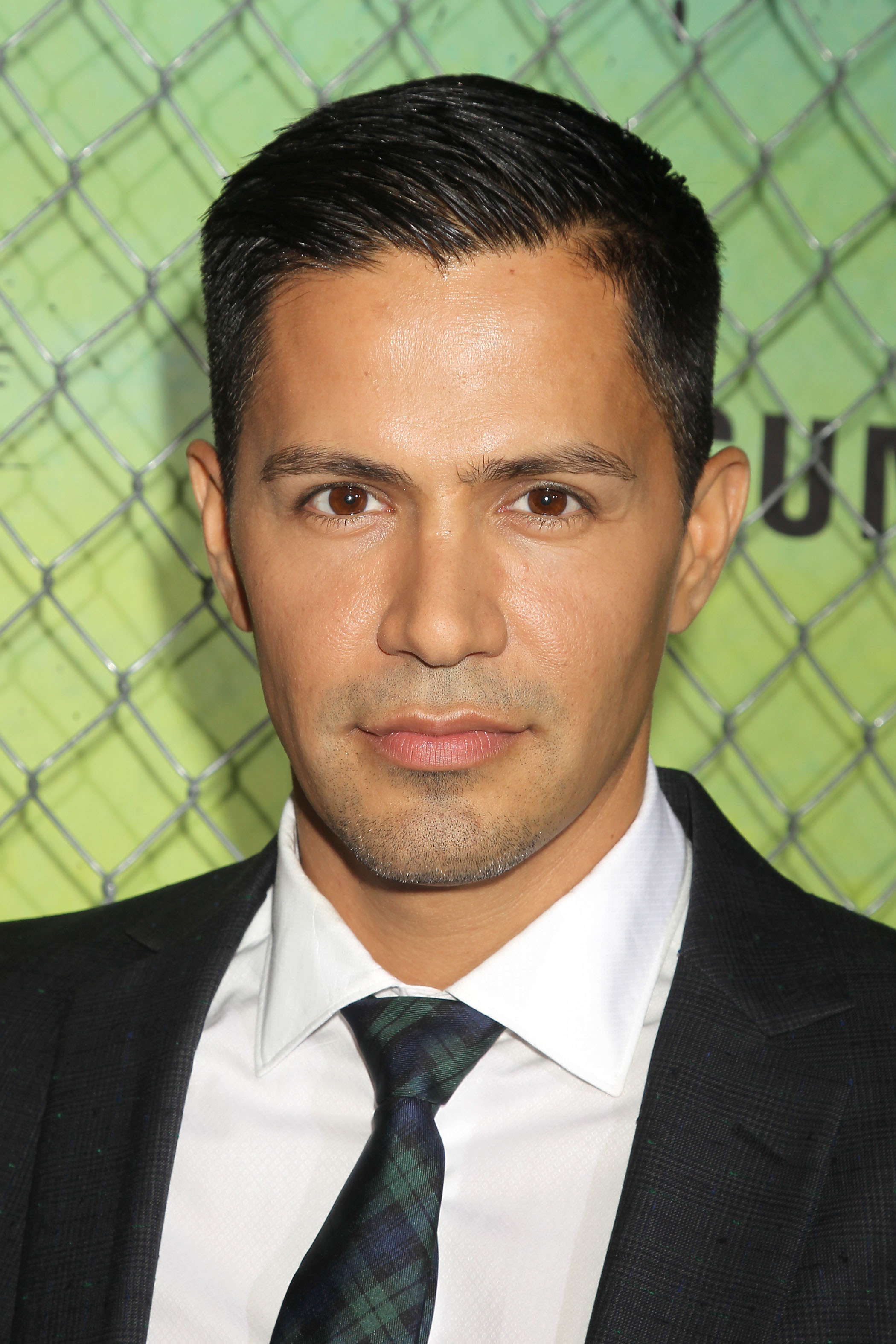 "Jay Hernandez on almost drowning on the ""Suicide Squad"" set:"