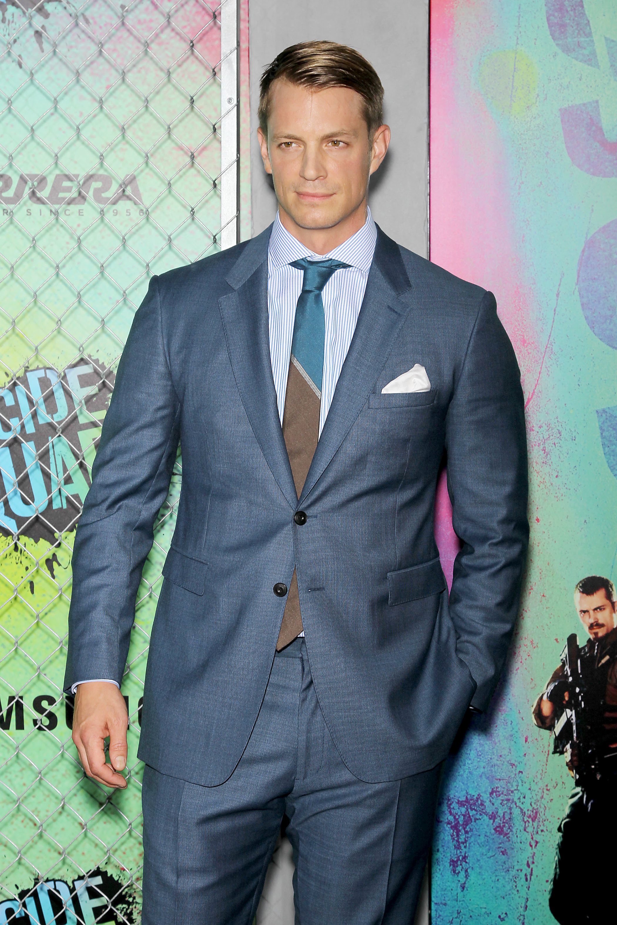 "Joel Kinnaman on how his body changed for his role in ""Suicide Squad"":"