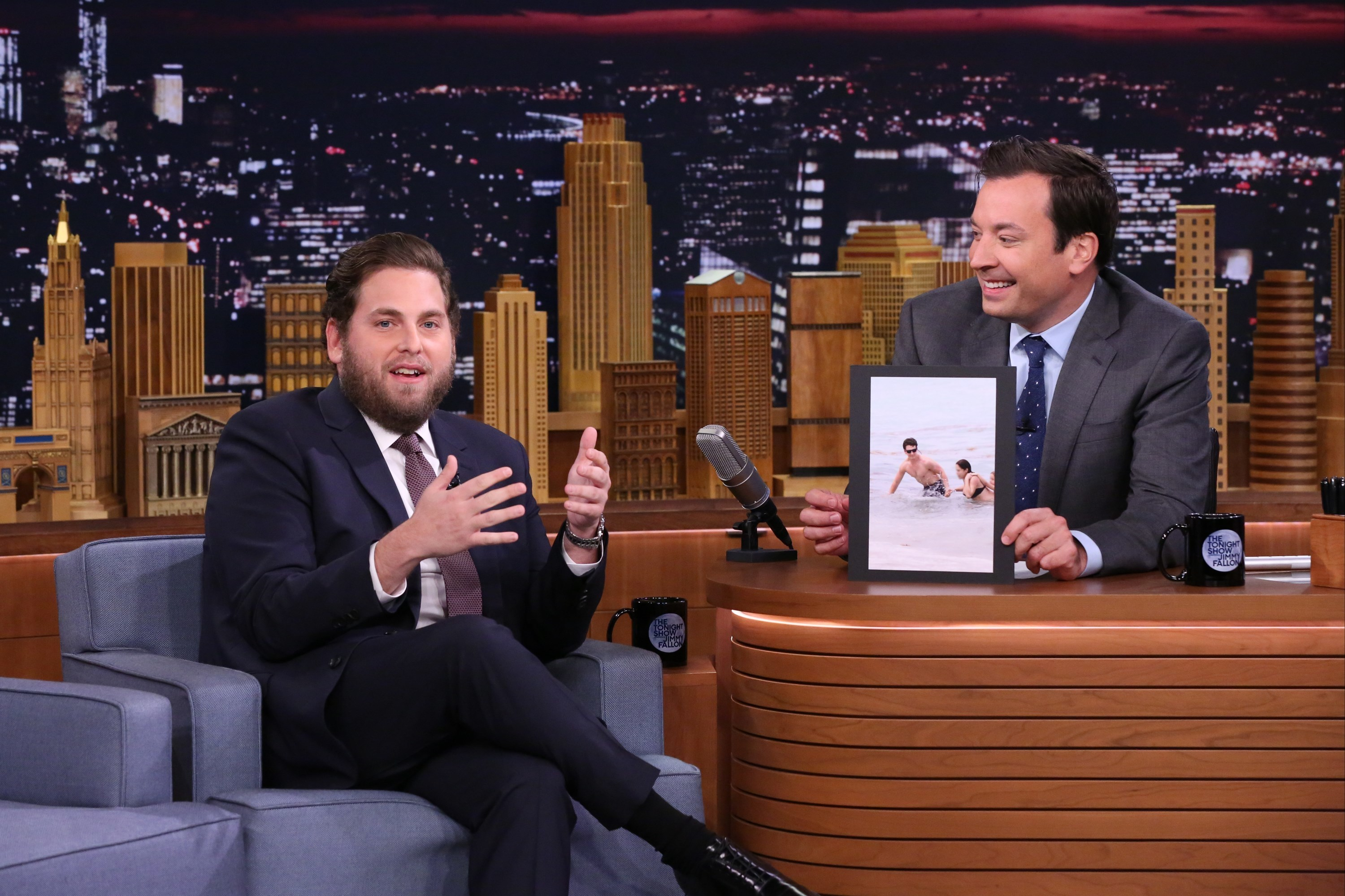 Why Jonah Hill is pretty sure Drake will never be his friend