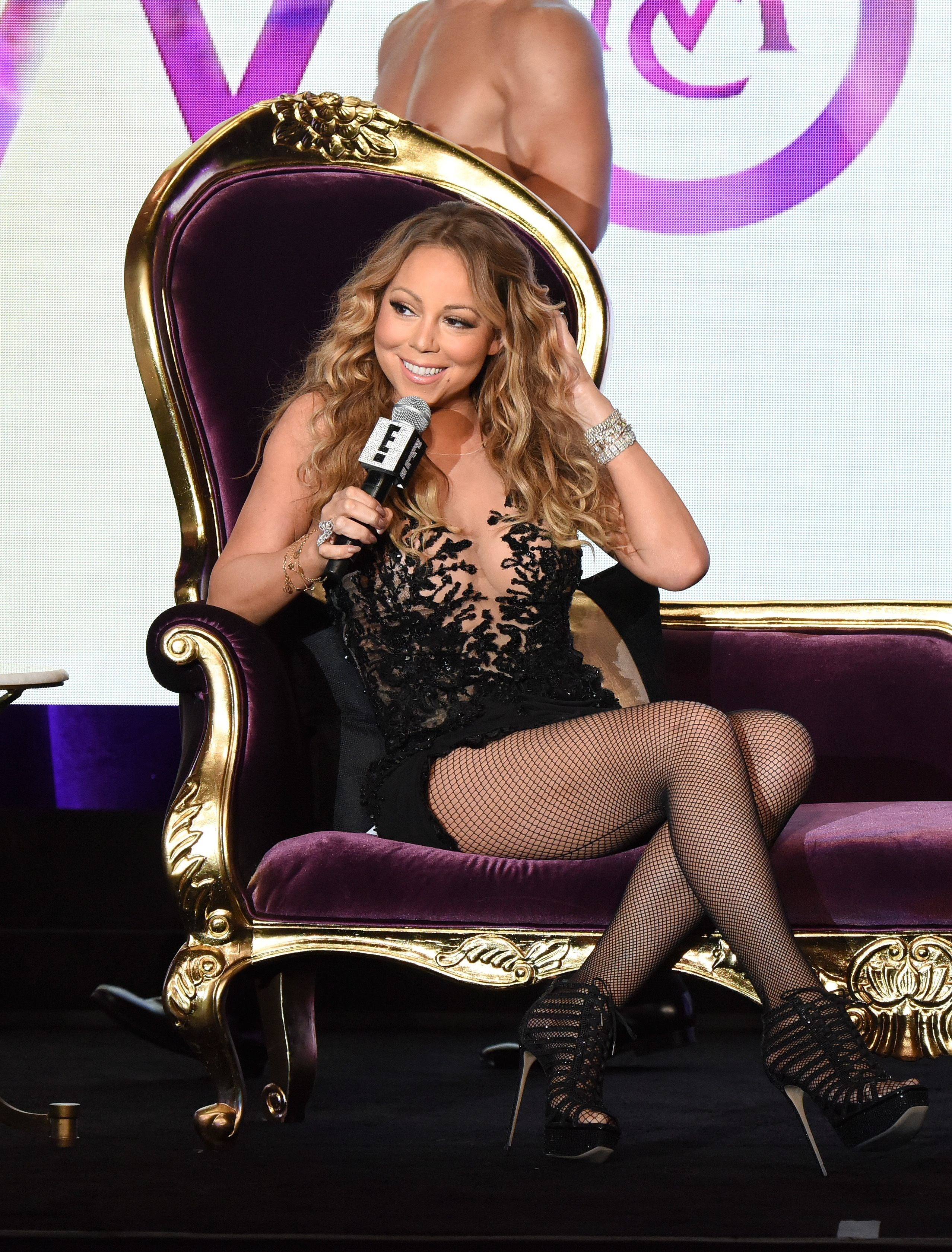 Mariah Carey sounds off on Olivia Pope's 'Scandal' love options