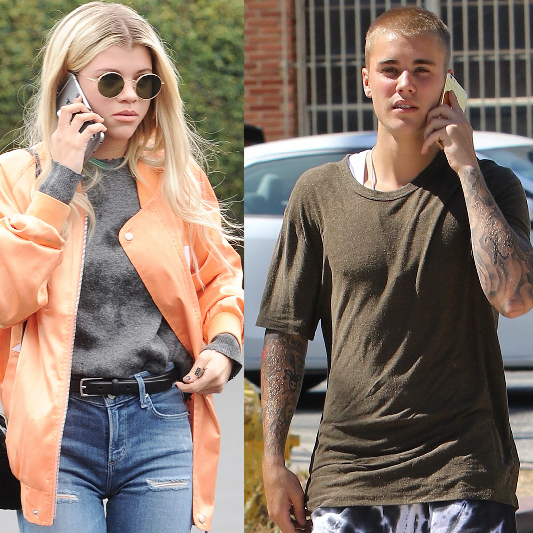 Did Sofia Richie speak out about Jelena feud?