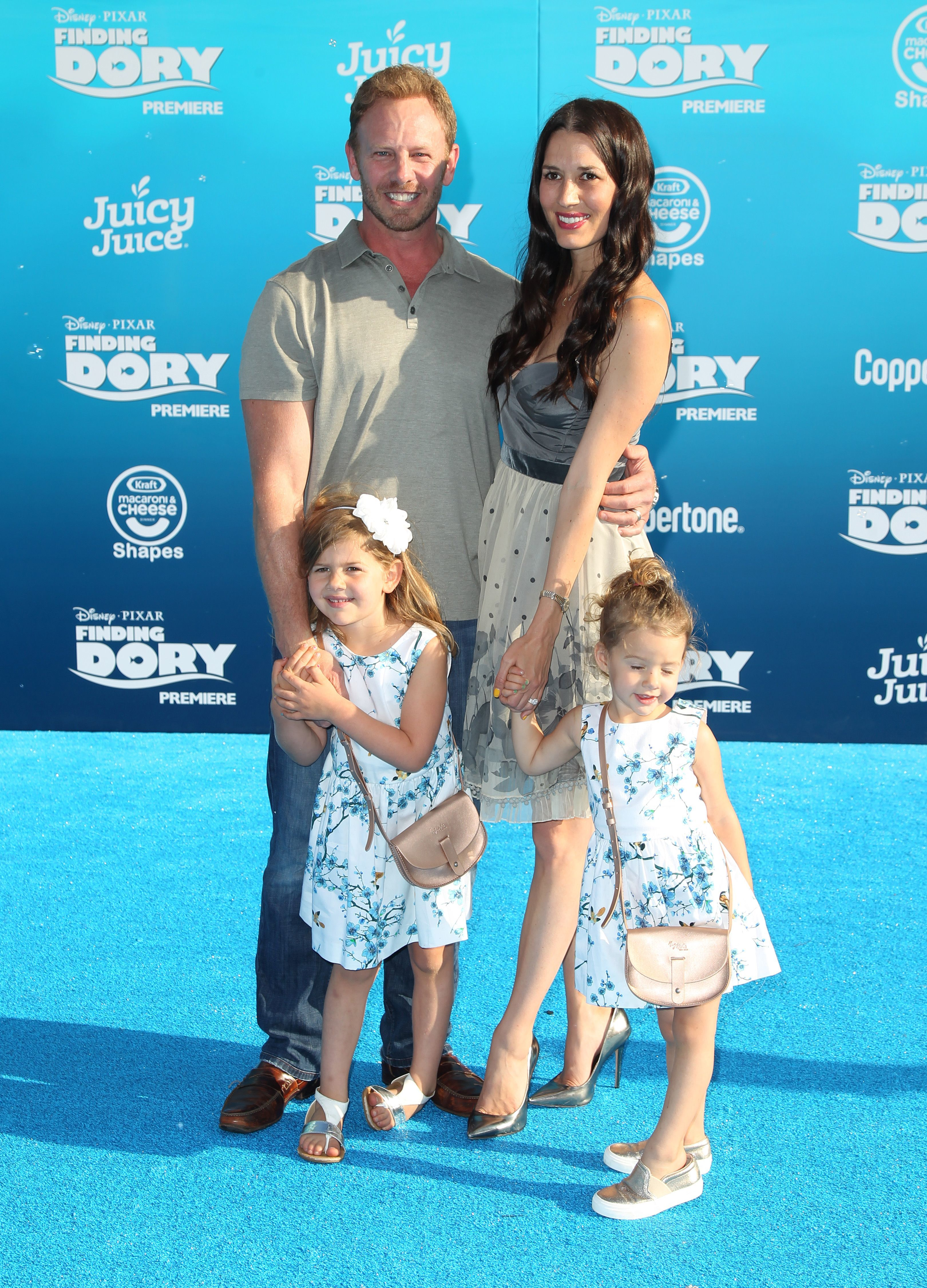 Ian Ziering on how GoodNites have helped his family: