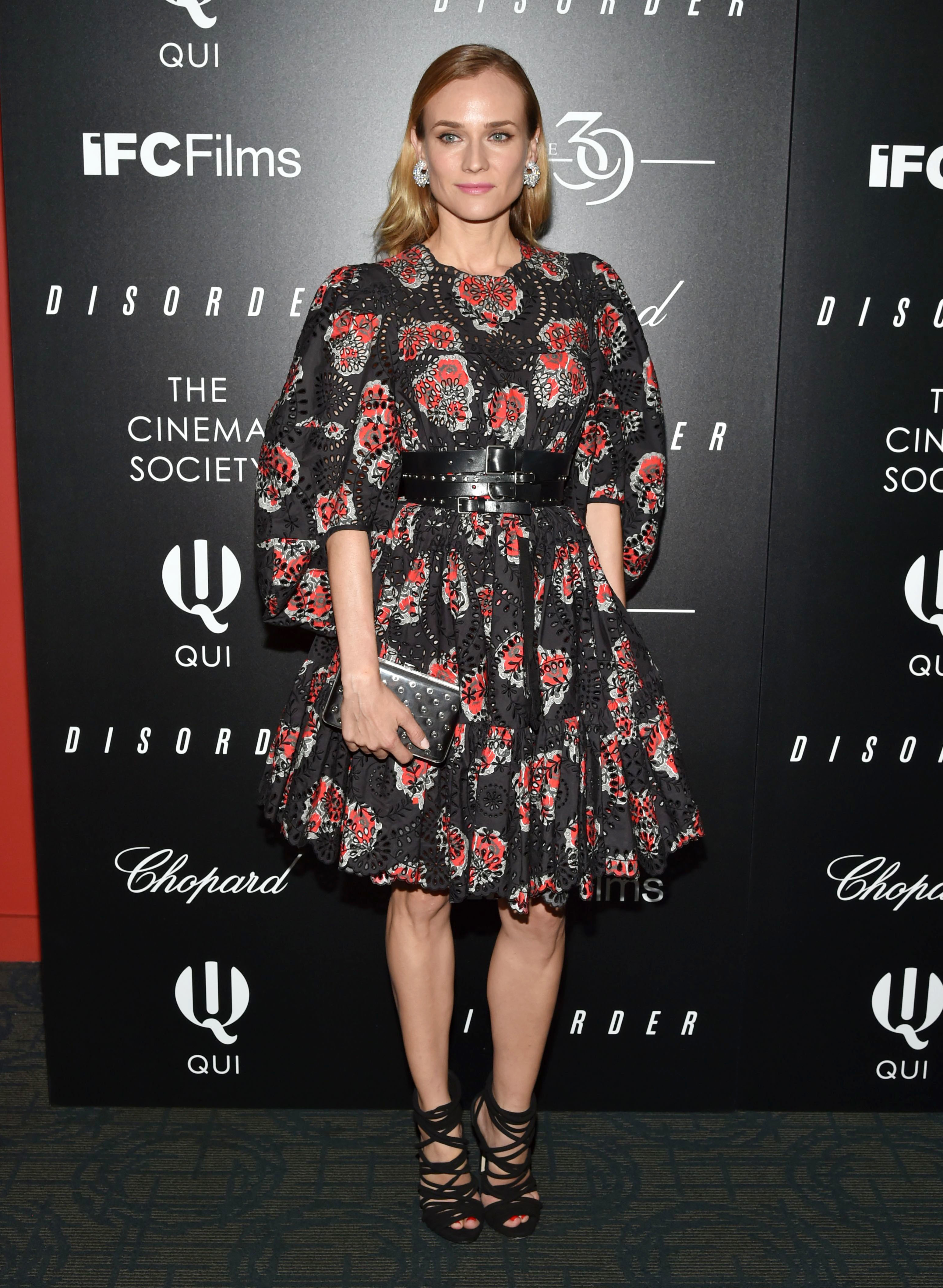 Why Diane Kruger won't shop at thrift stores