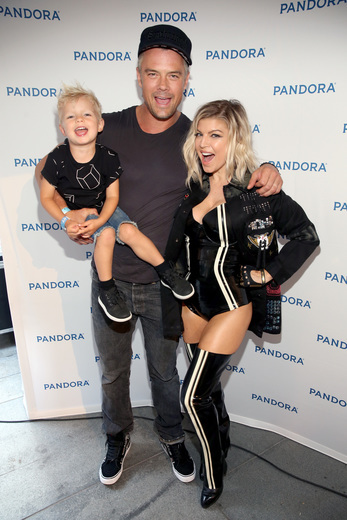 Did Fergie and Josh Duhamel split over trust issues?