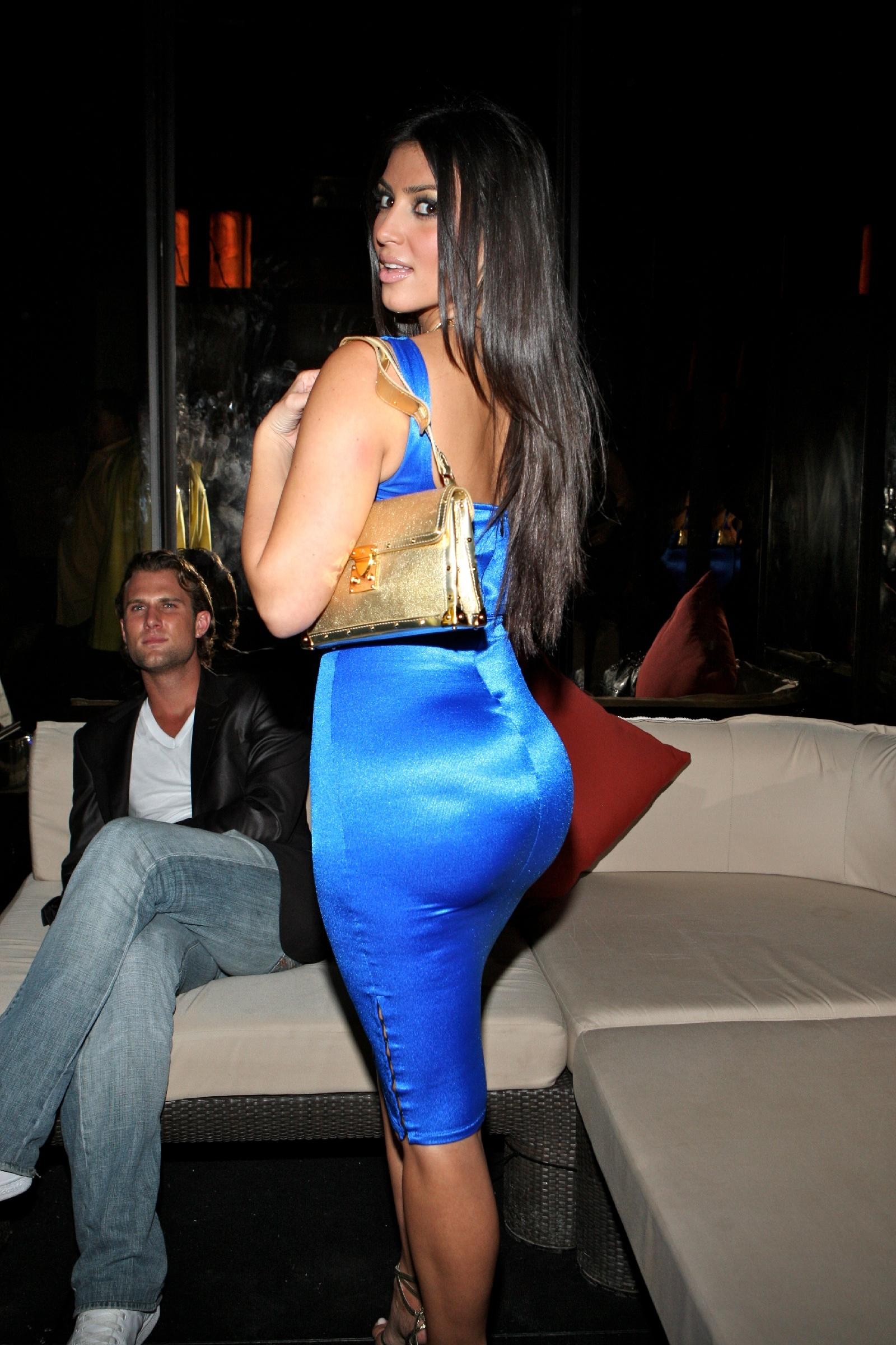 Kim Kardashian talks butt injections