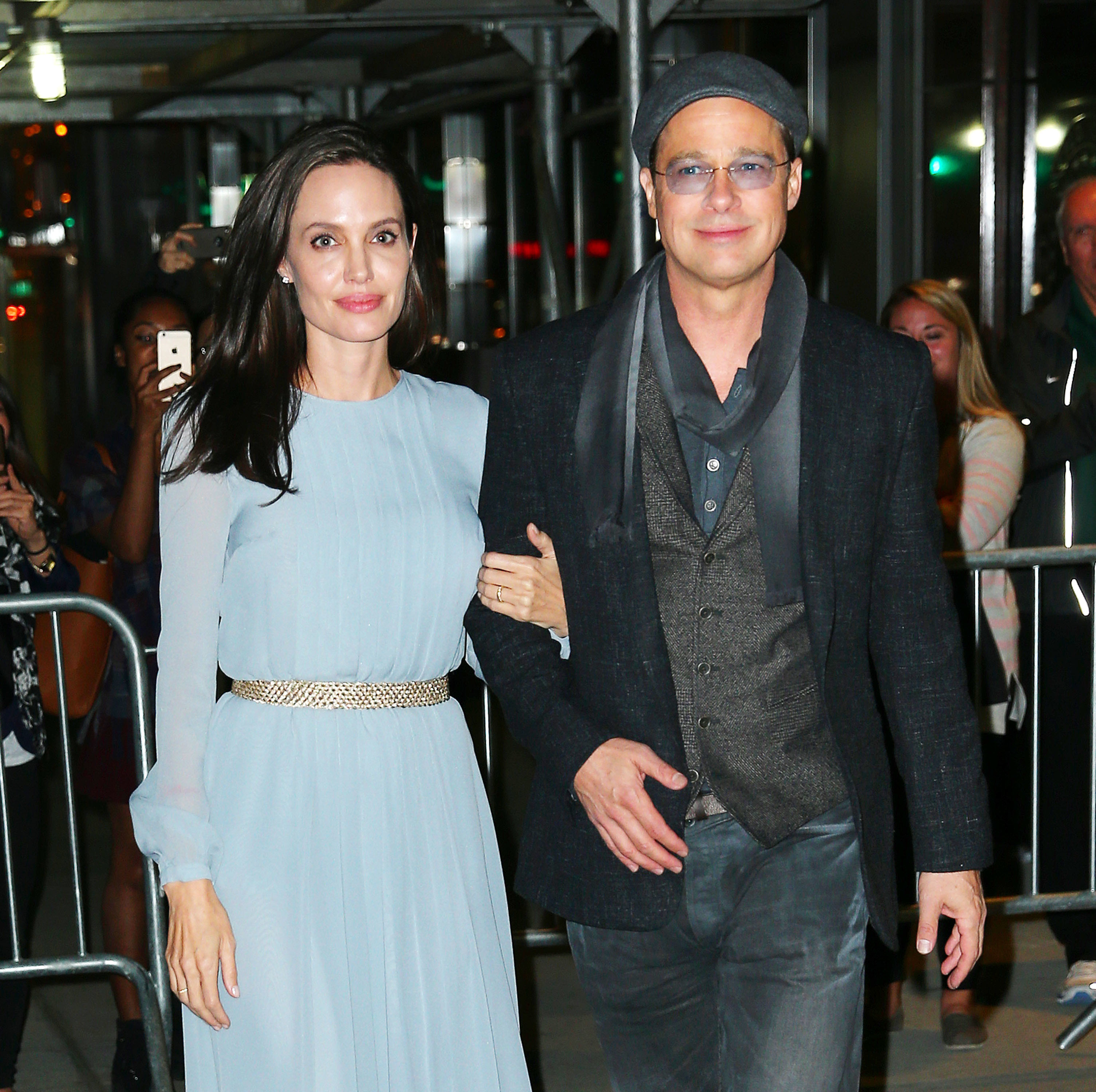 Brad Pitt abuse allegations 'are exaggerated or fabricated': Source