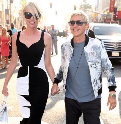 Ellen DeGeneres calls marrying Portia de Rossi the 'best thing I ever did'