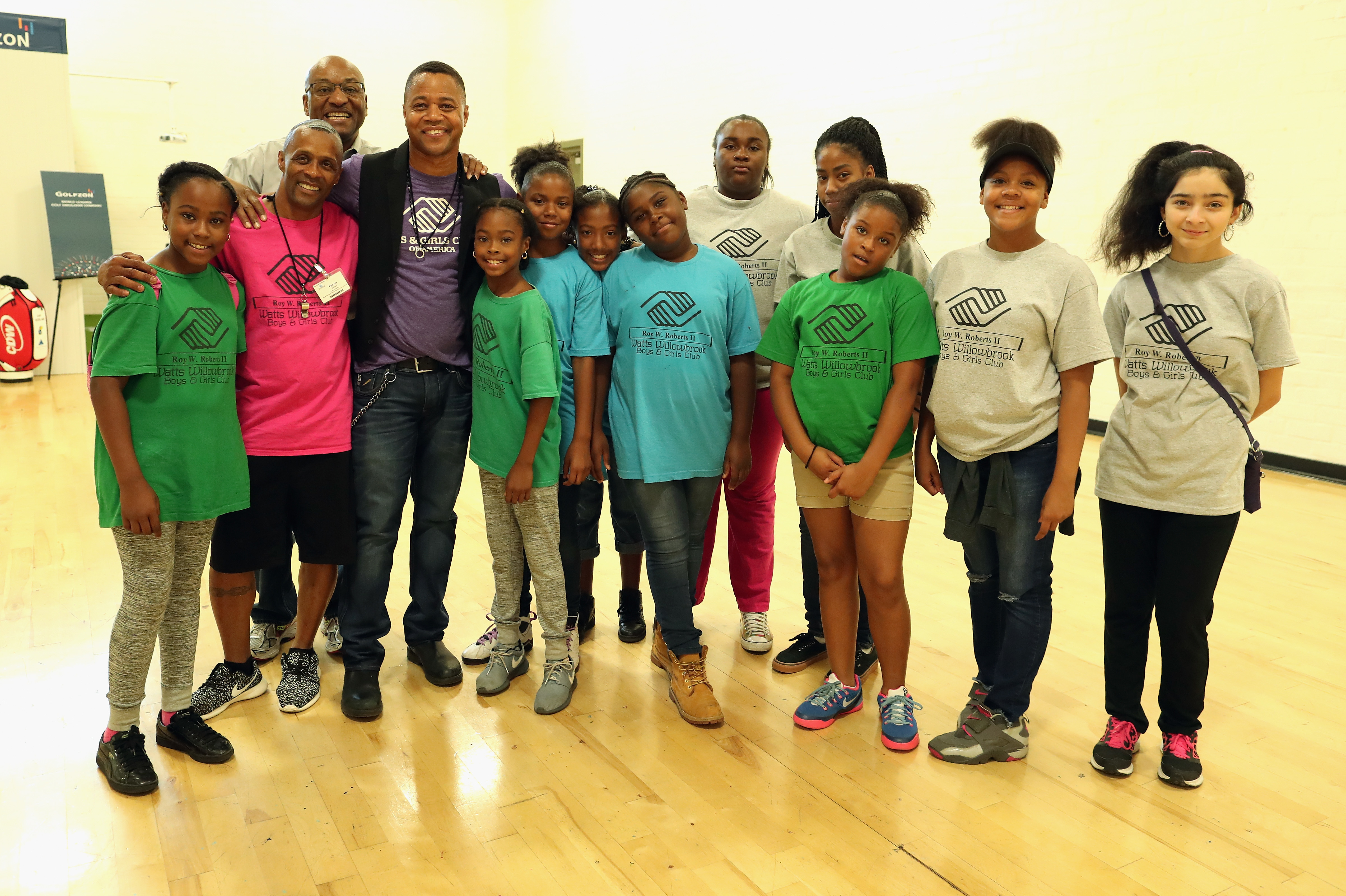 Cuba Gooding Jr. on his personal experience with the Boys & Girls Club: