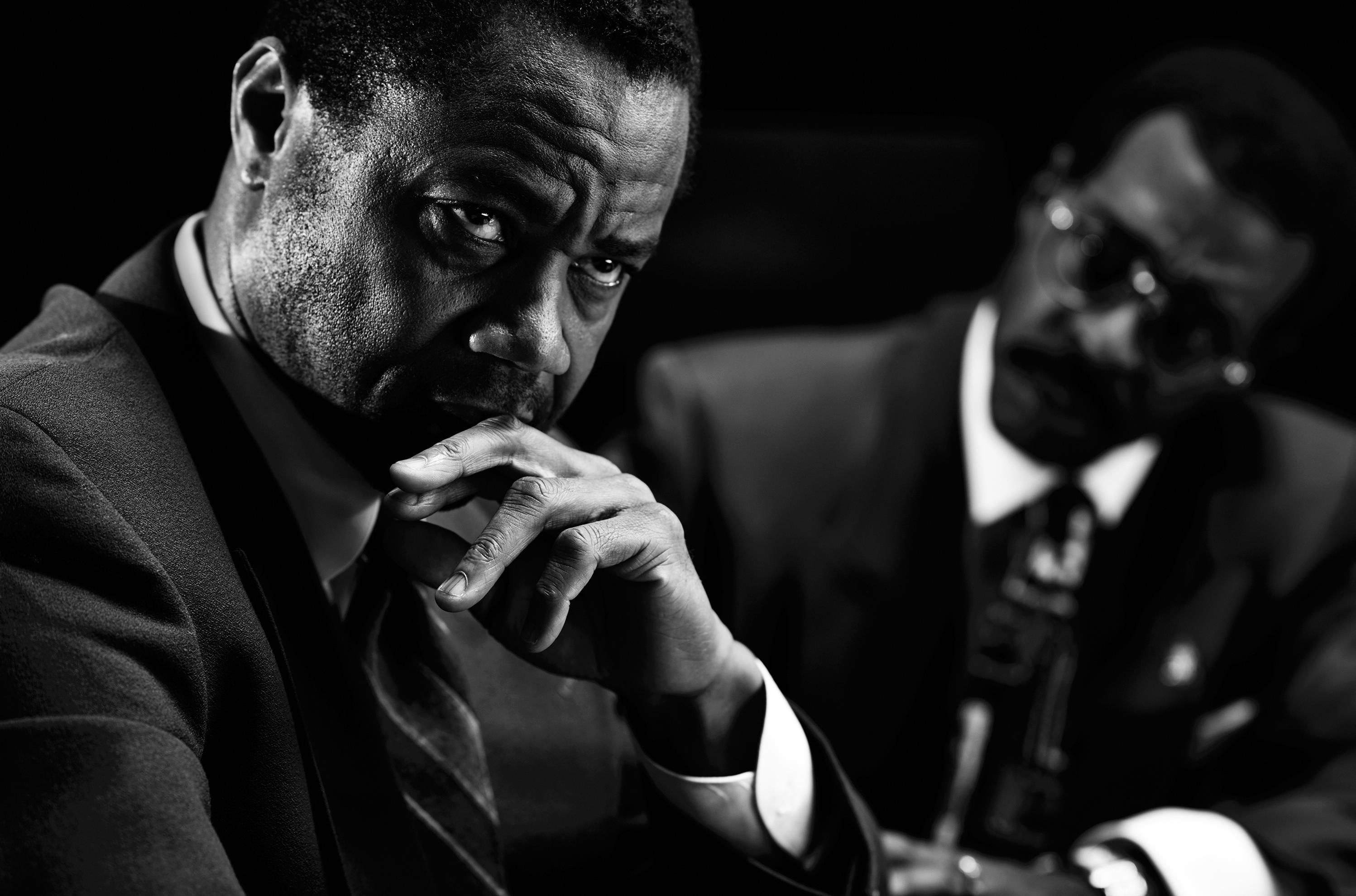 Cuba Gooding Jr. on his 2016 Emmy nomination: