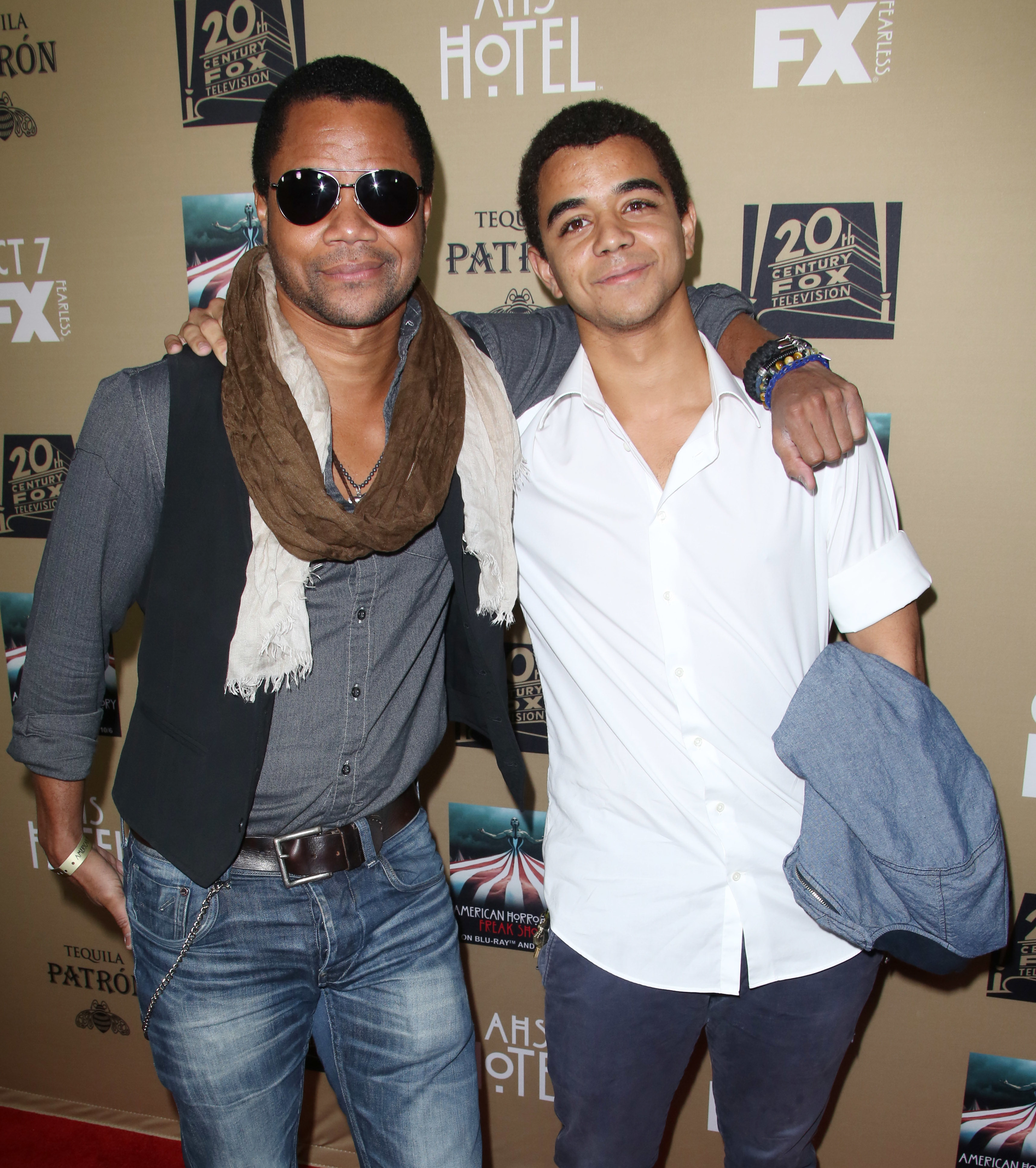Cuba Gooding Jr. on supporting his kids' Hollywood ambitions:
