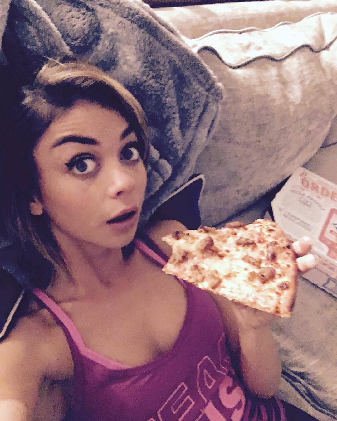 Sarah Hyland on why she never became a party girl: