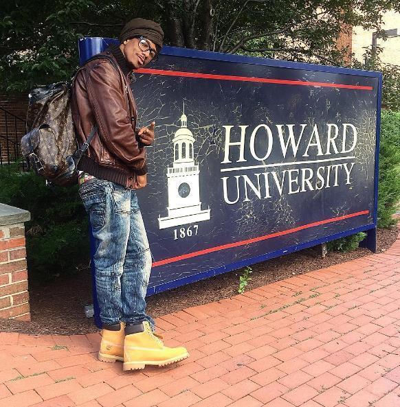 Nick Cannon starts school at Howard