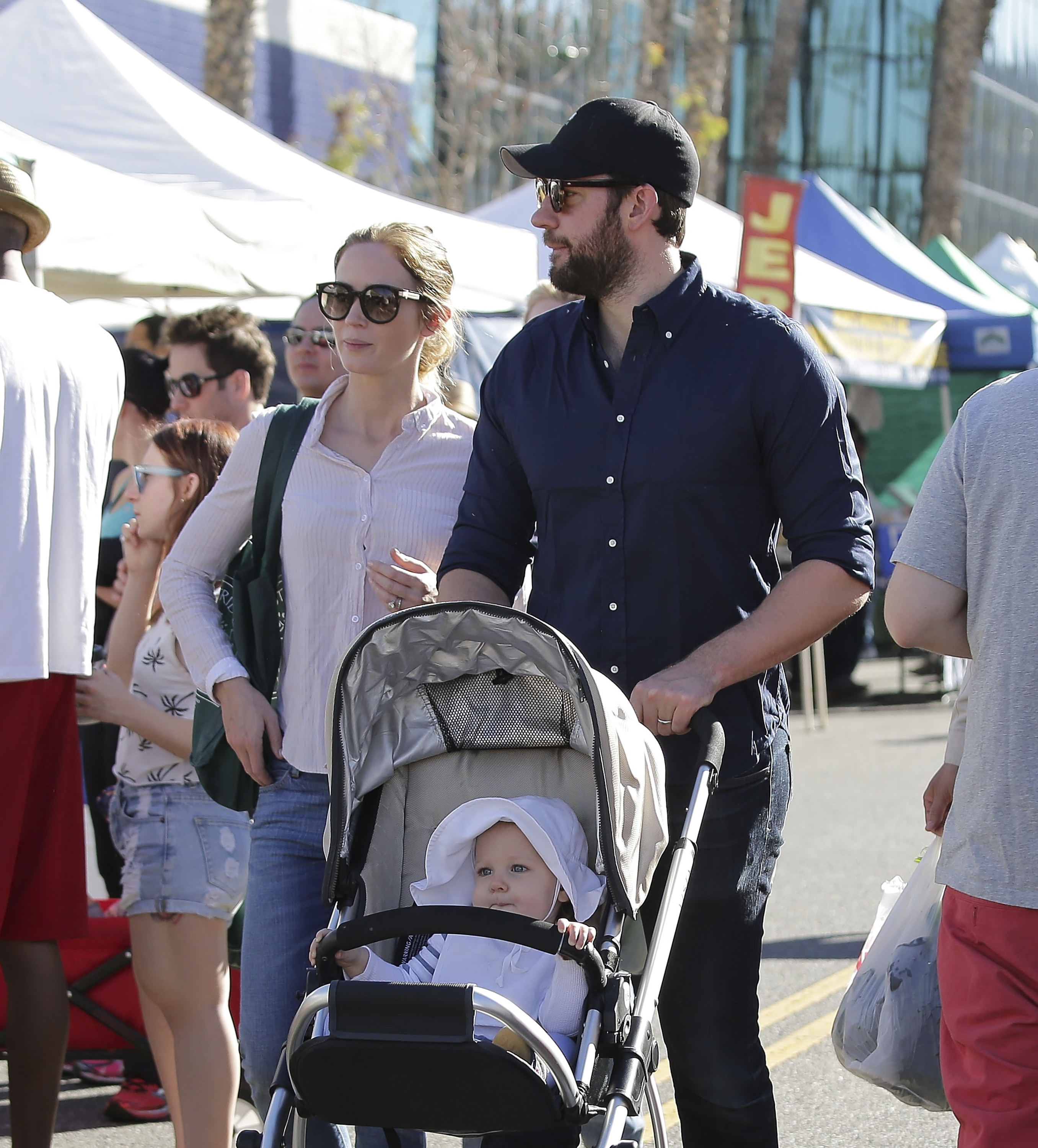 John Krasinski on what he hopes his daughters will admire most about him: