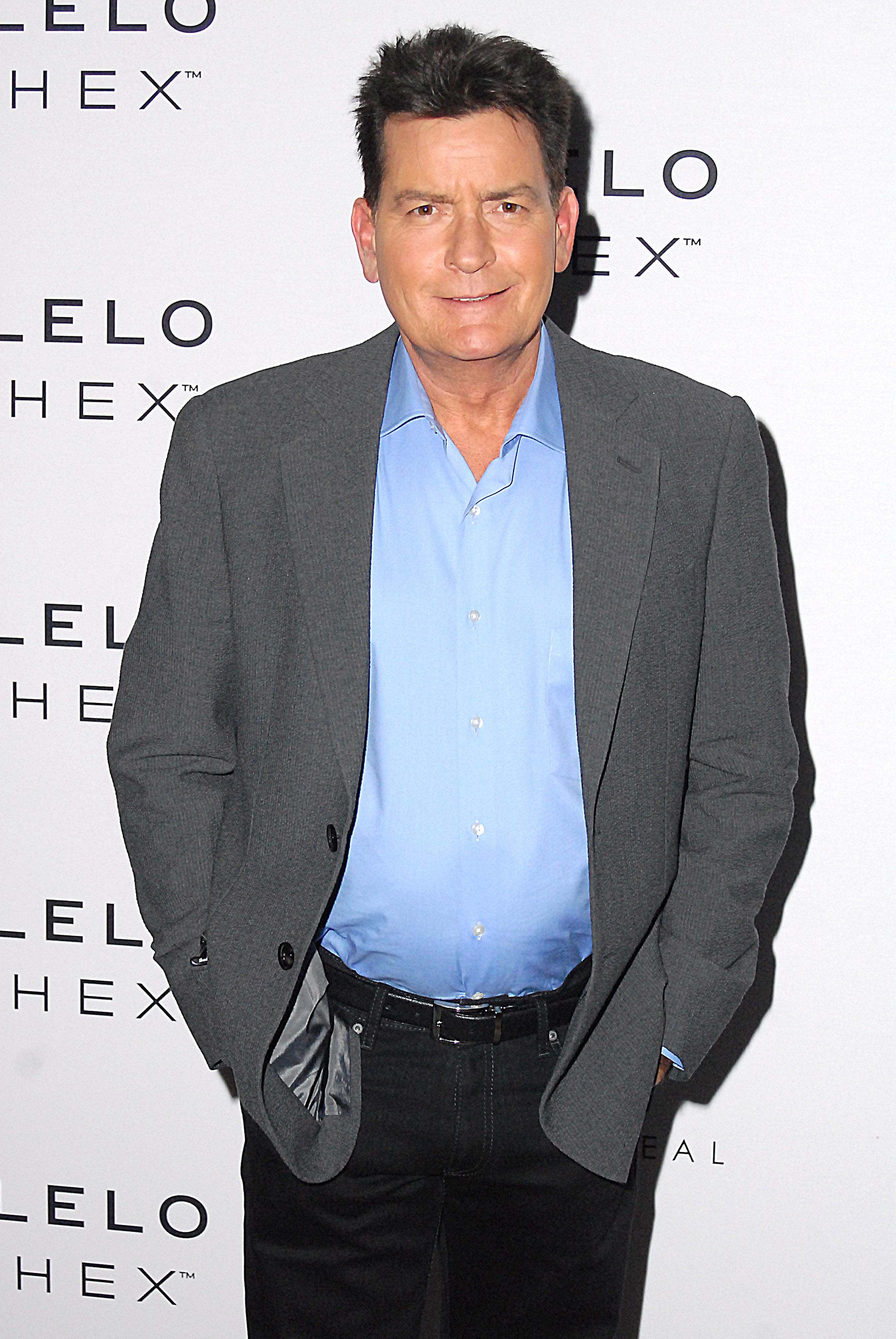Charlie Sheen: Good tipper