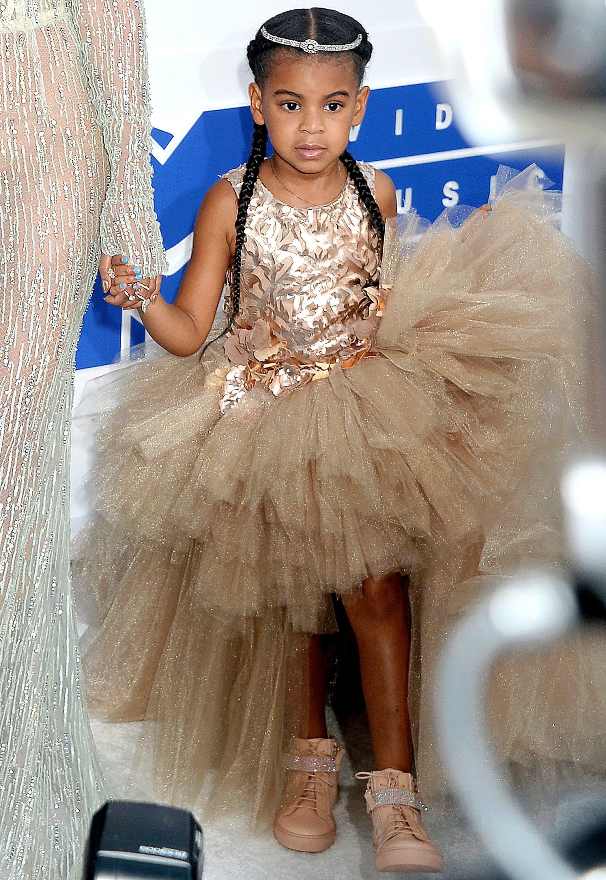 Blue Ivy Carter wore an $11,000 dress to the VMAs