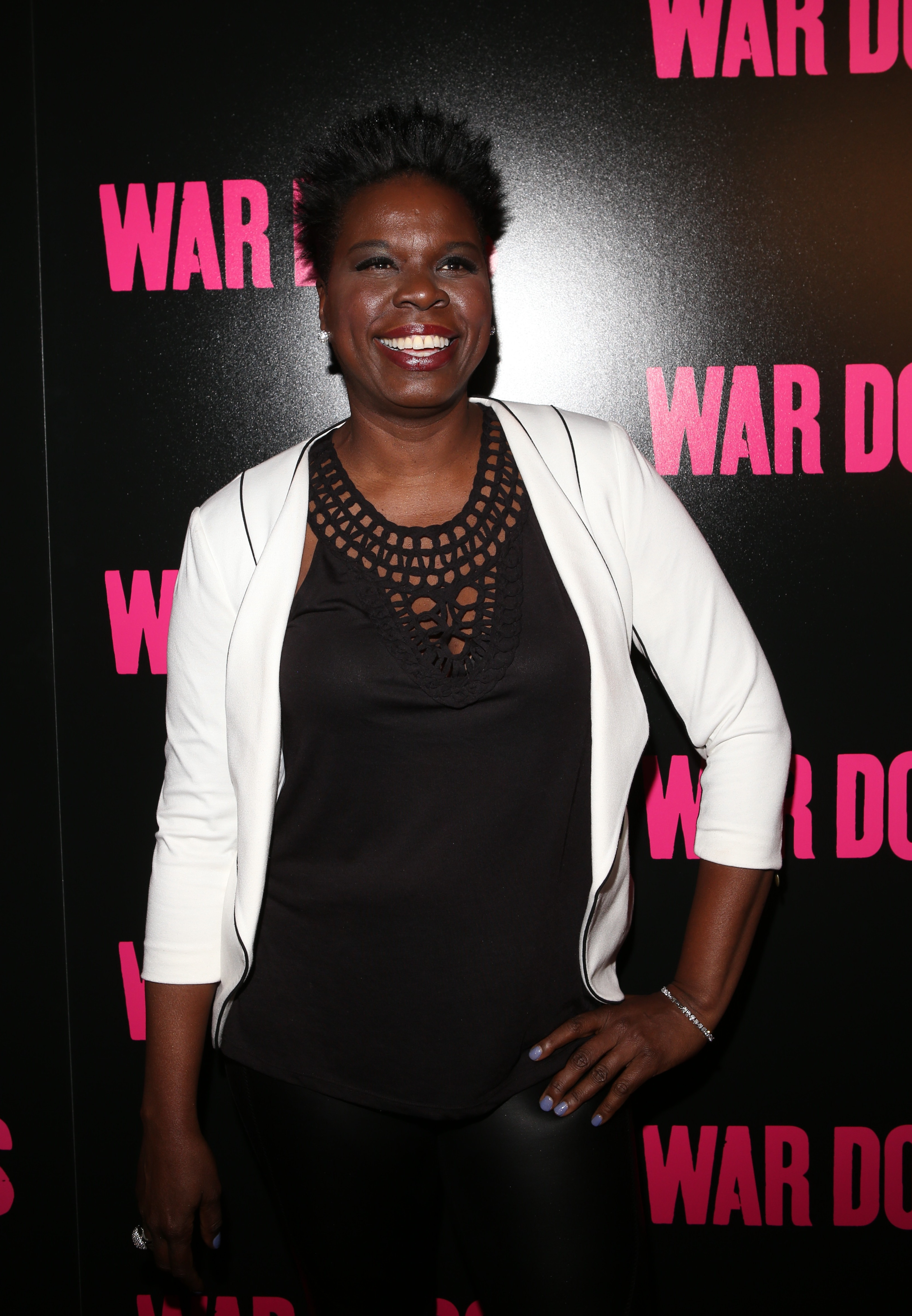 Leslie Jones had a flirty exchange with the Sexiest Teacher Alive