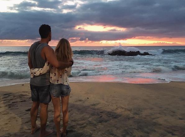 Amanda Stanton welcomes fiancé Josh Murray to the family on social media