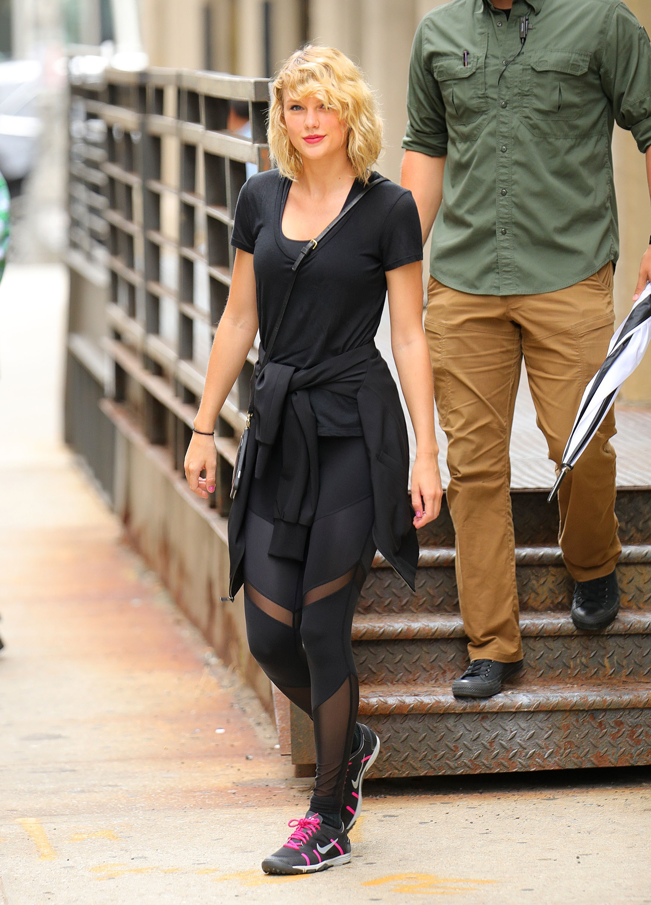 Taylor Swift is 'hanging with her girls' following Tom Hiddleston split