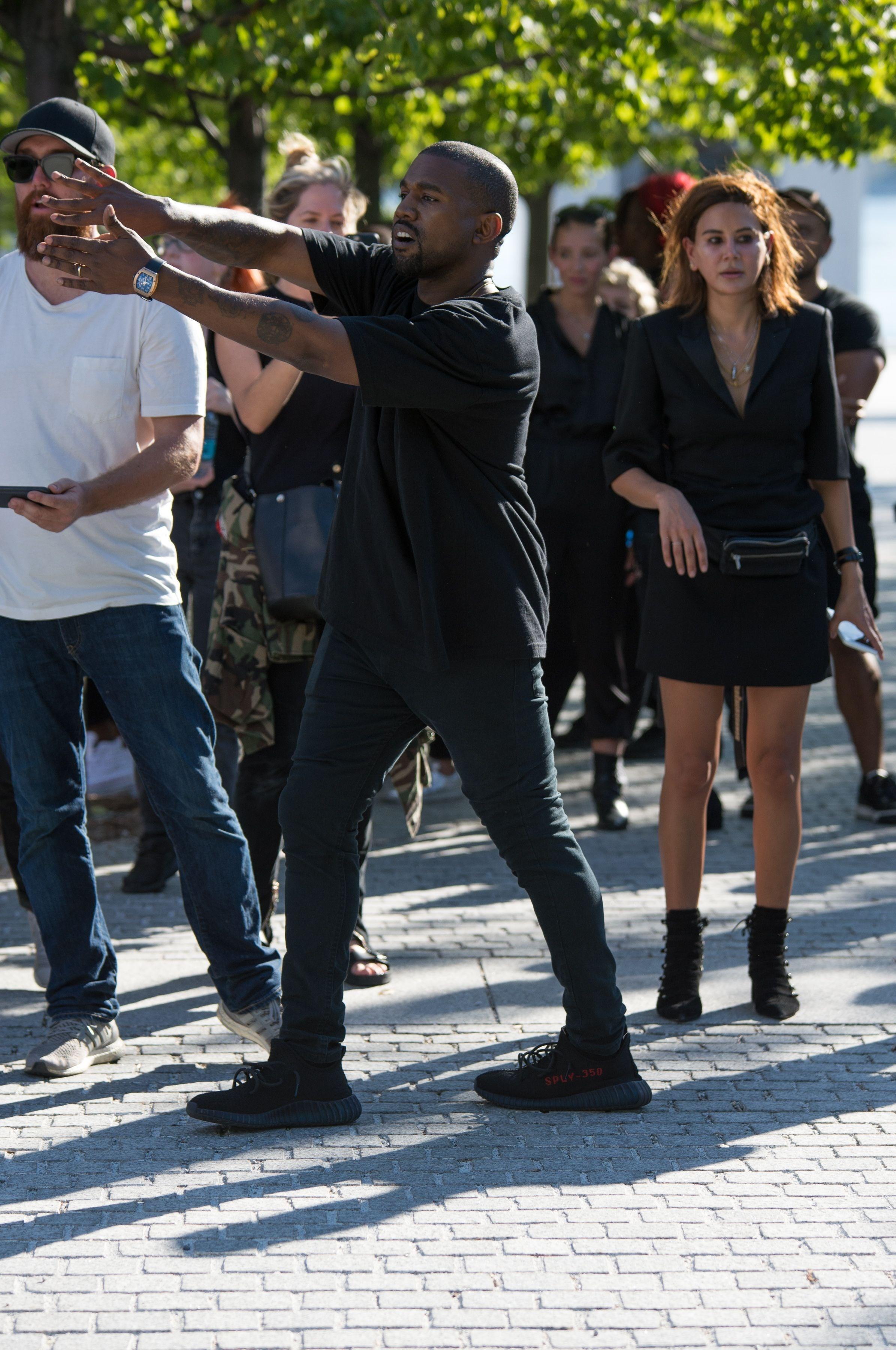 Did Kanye West have a 'nervous breakdown'?