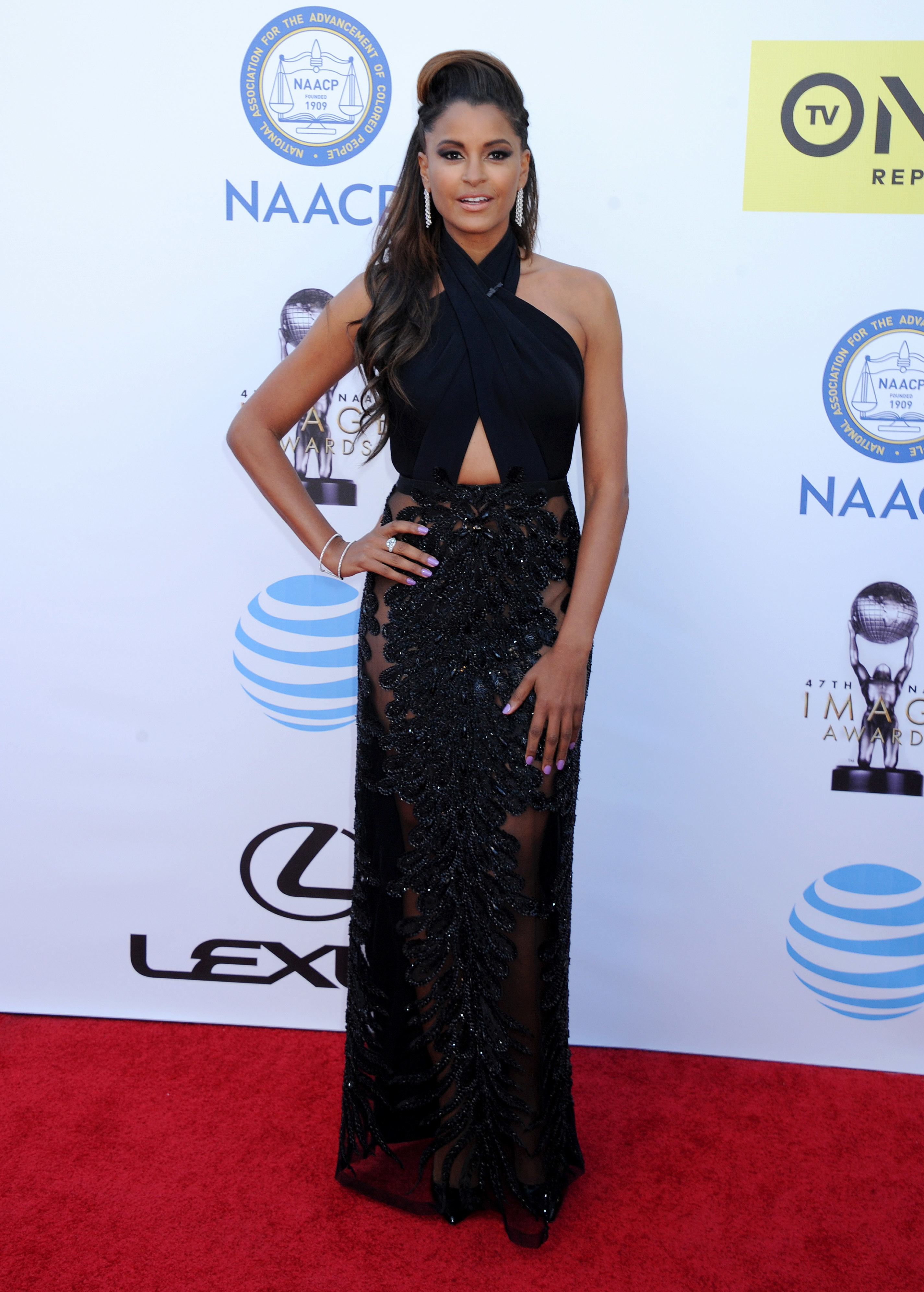 "Claudia Jordan, ""The Real Housewives of Atlanta"""