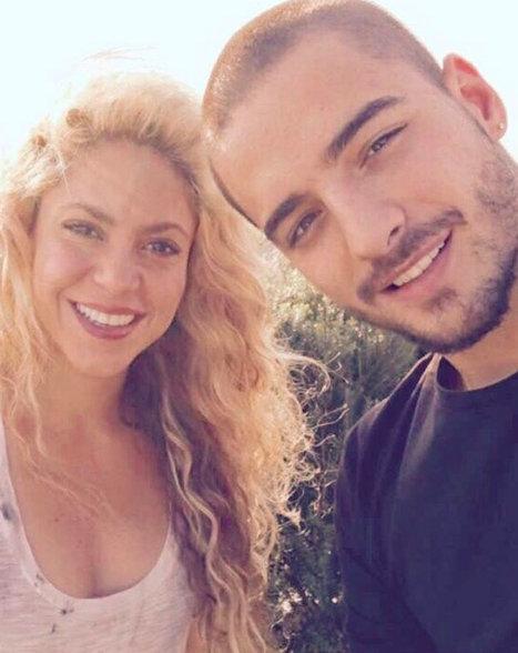 Shakira teases new collaboration with Maluma