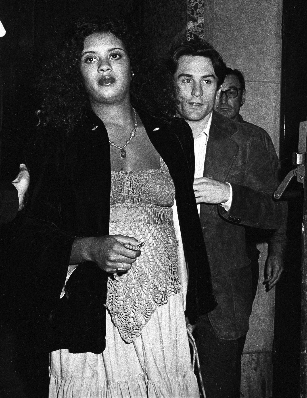 Robert De Niro and Diahnne Abbott - Stars' first wives ...