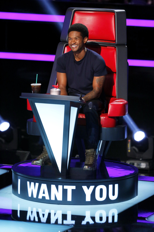 5. Usher