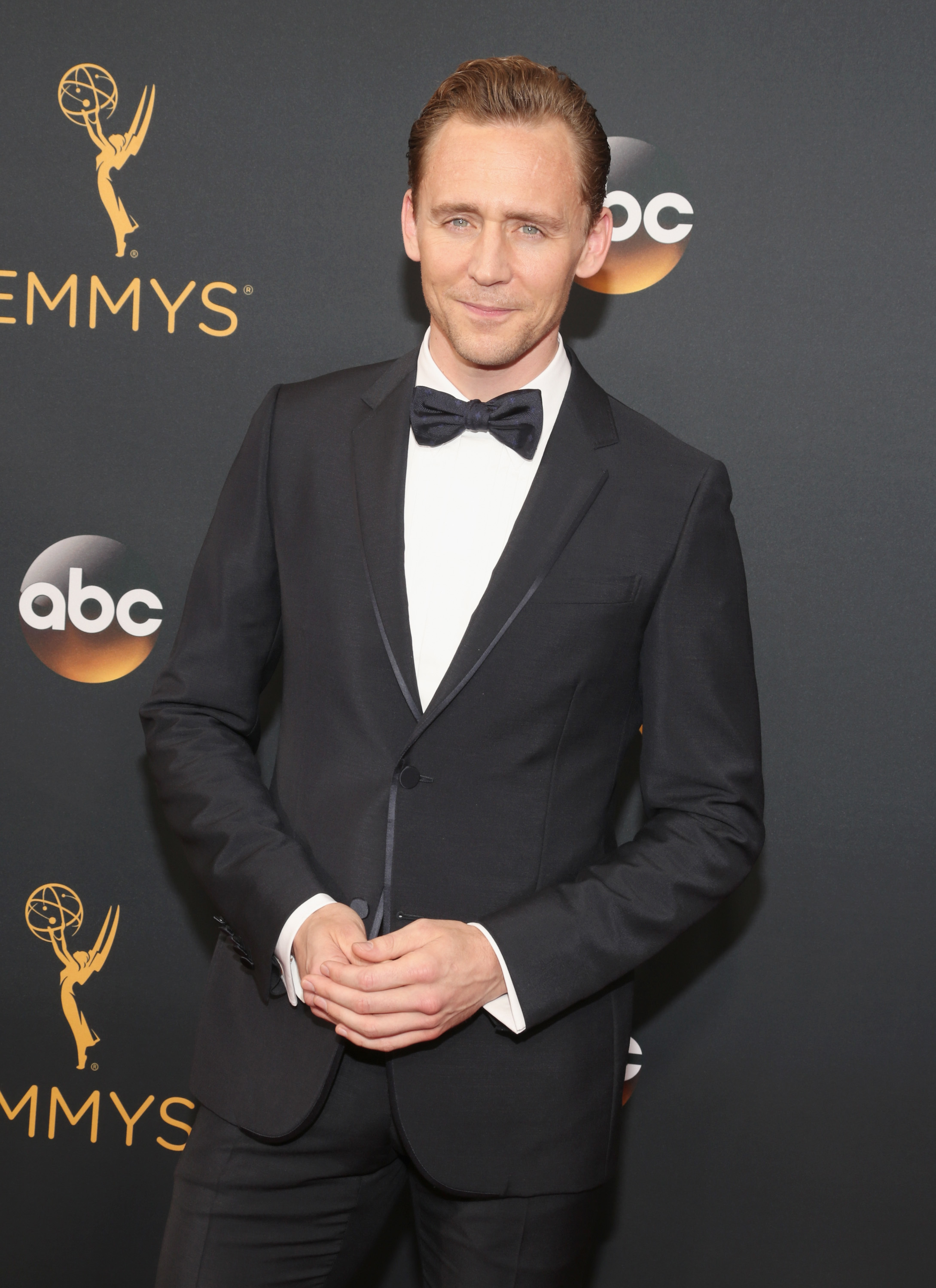 Tom Hiddleston spotted with mystery blond