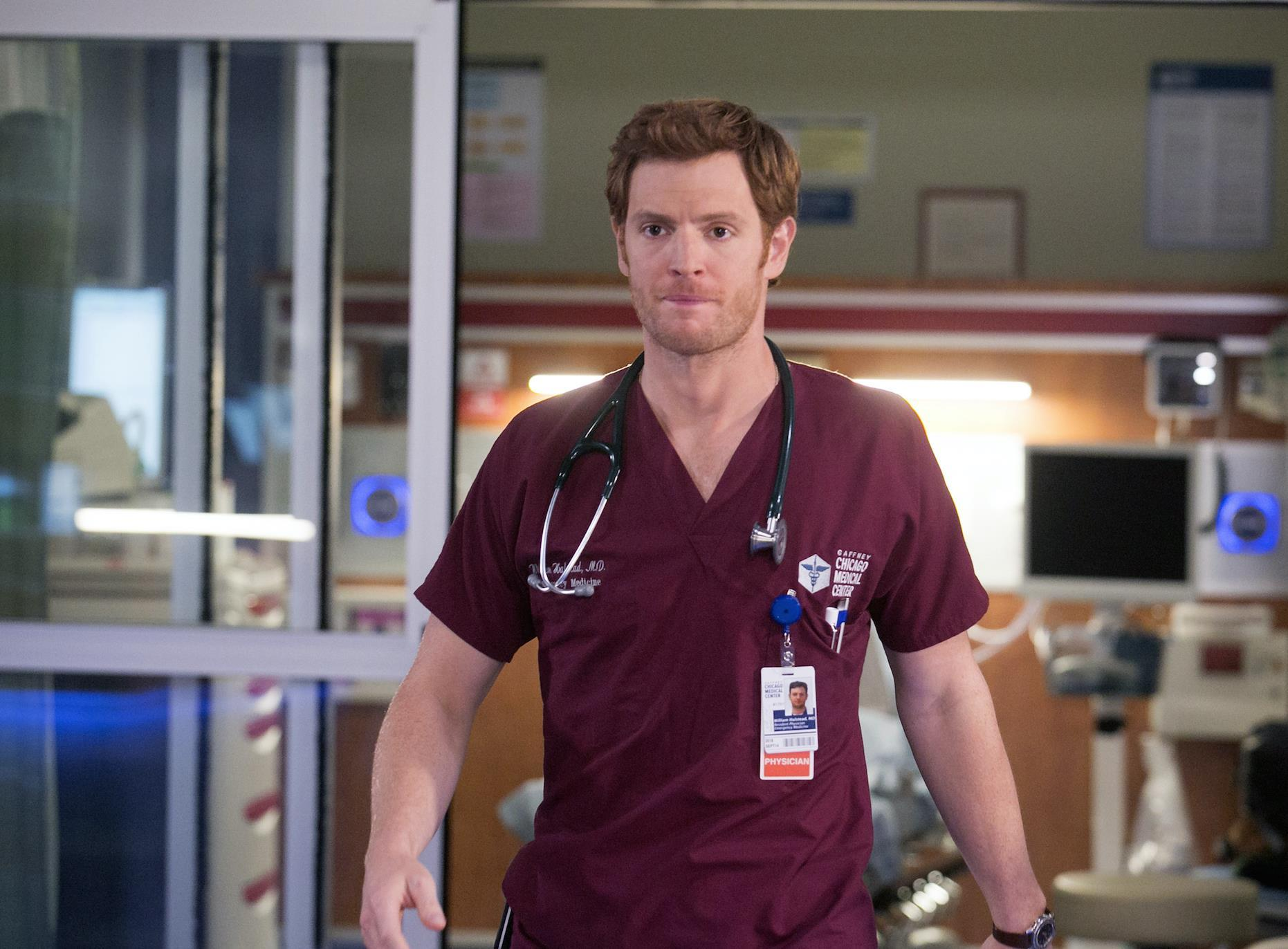 2. Dr. Will Halstead