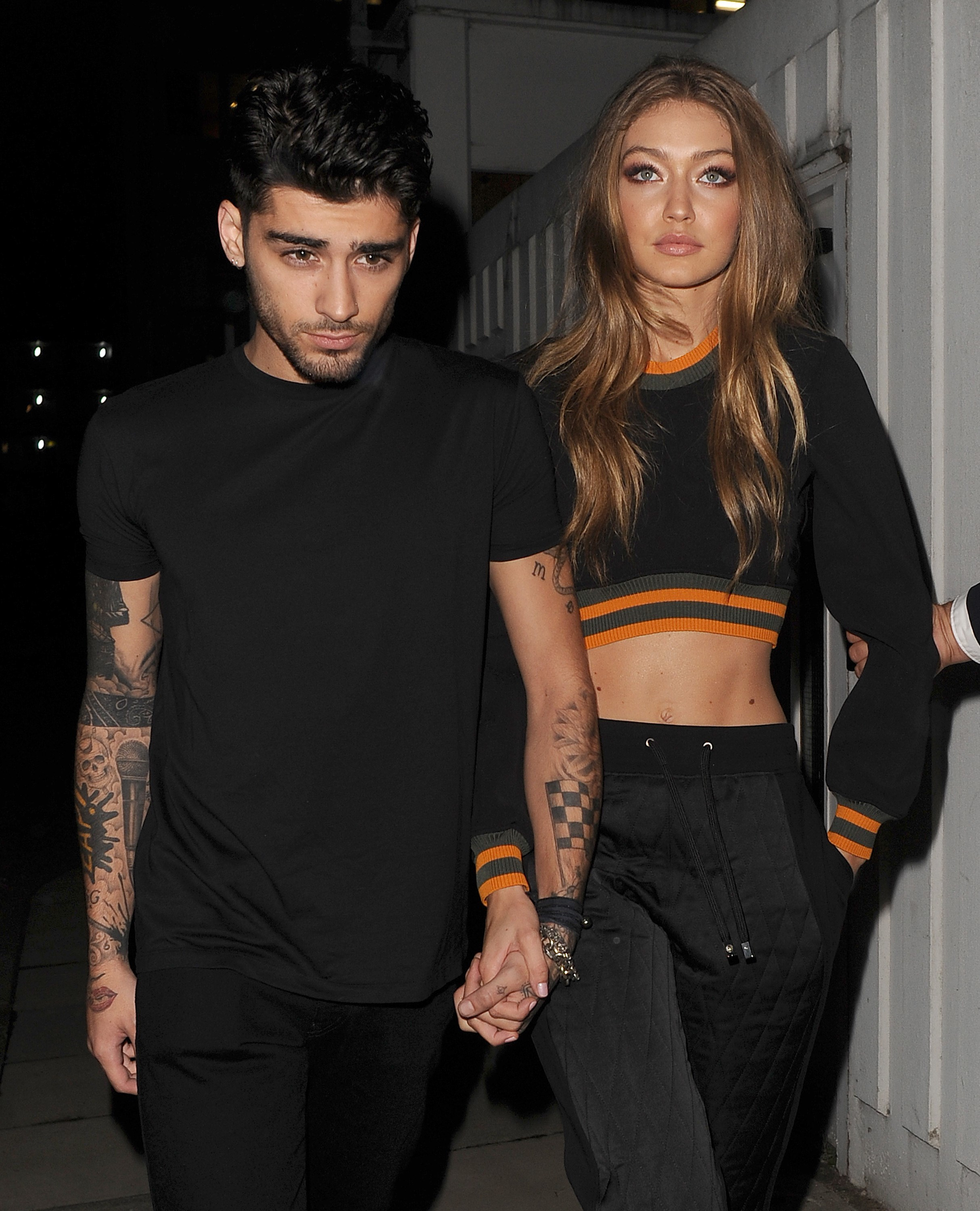Gigi Hadid likes Zayn Malik's solo work better than his recordings with 1D