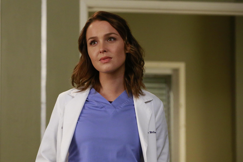 Camilla Luddington (Jo Wilson/Karev, dans la série Greys