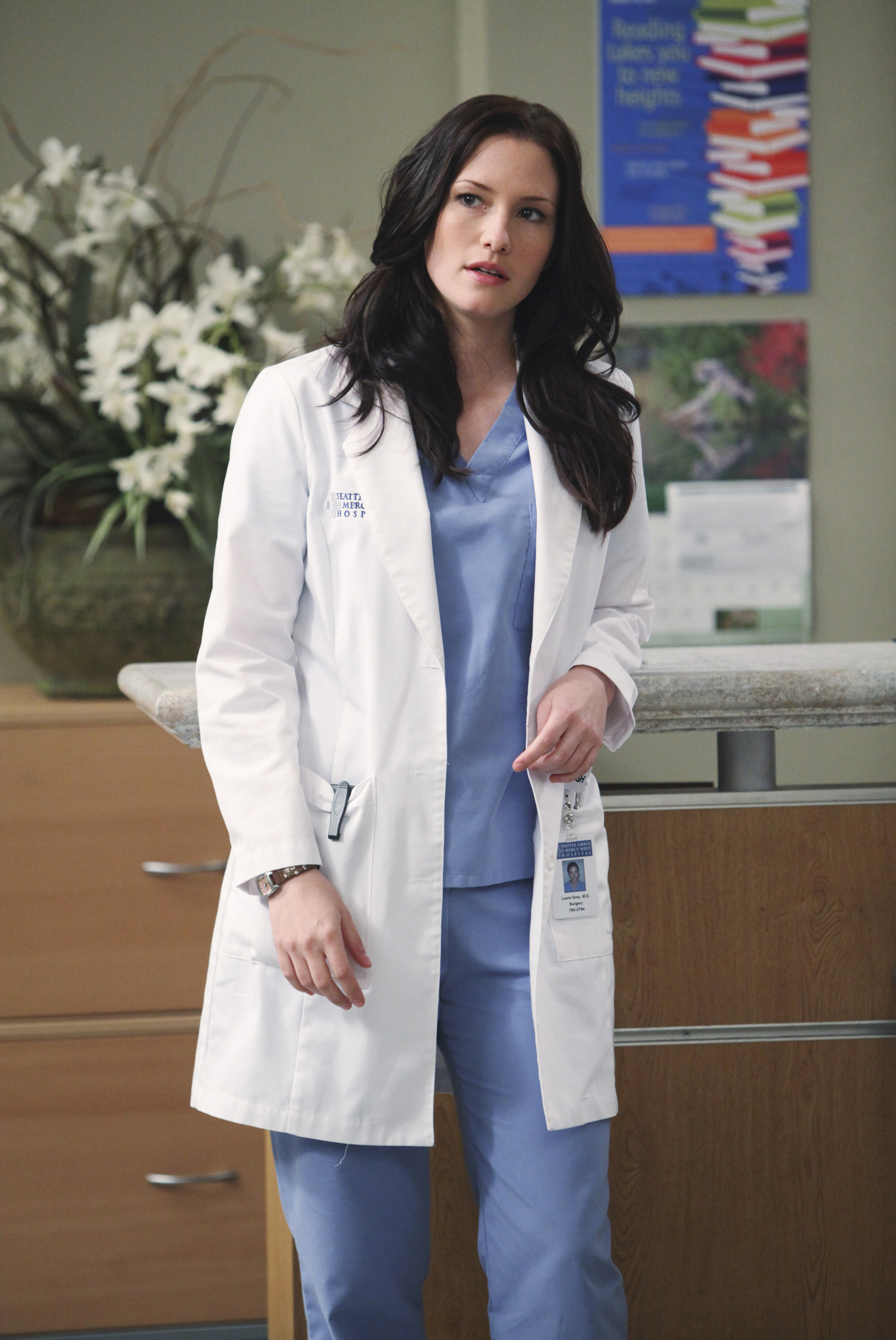 No. 15: Dr. Lexie Grey