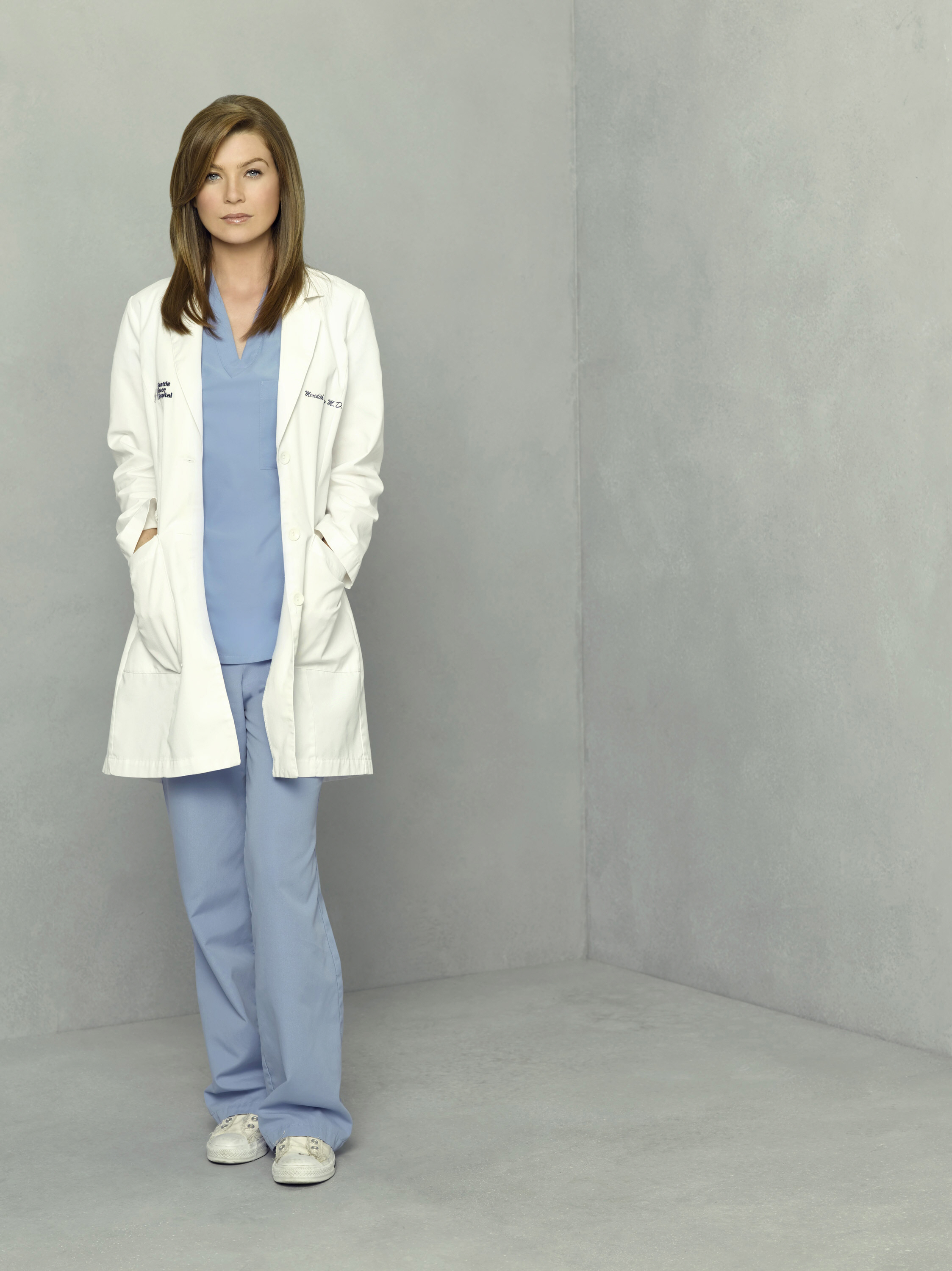 No. 3: Dr. Meredith Grey